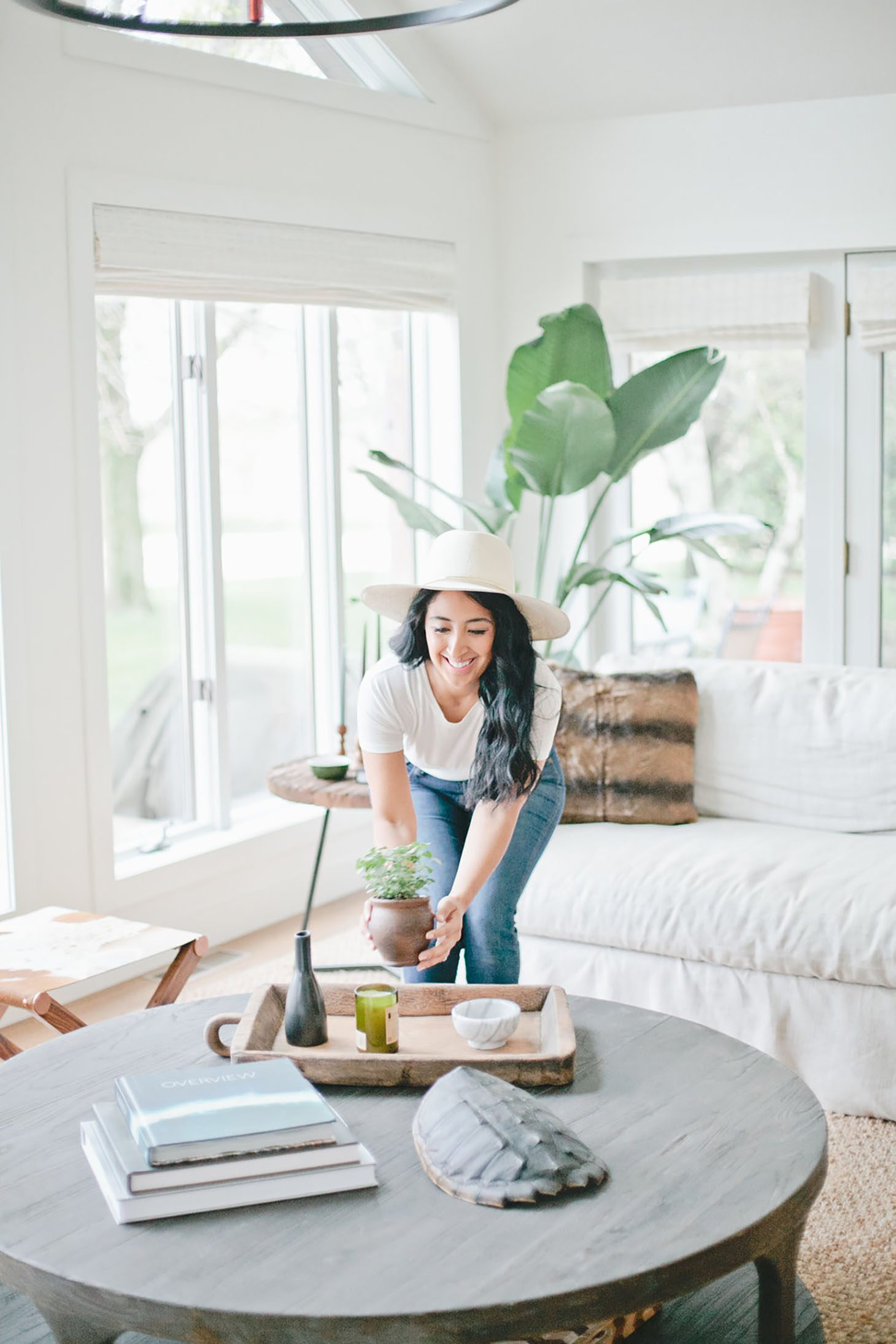 Jillian Harris Veronica Valencia Farmhouse Transformation