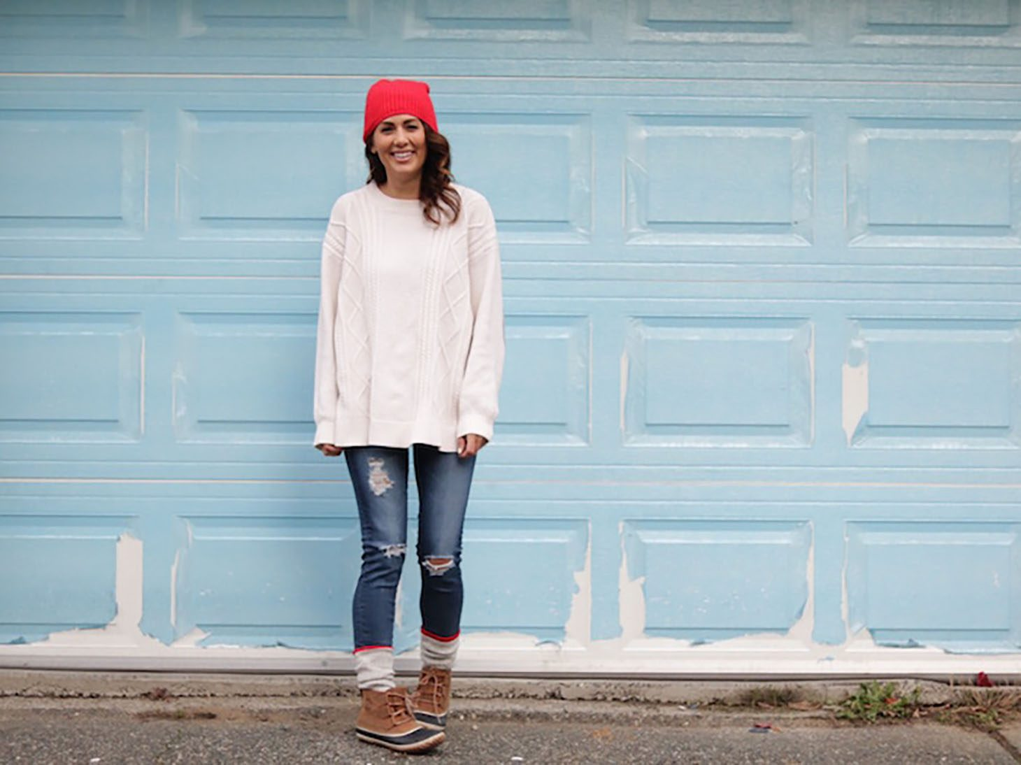 Jillian Harris Winter Bucket List