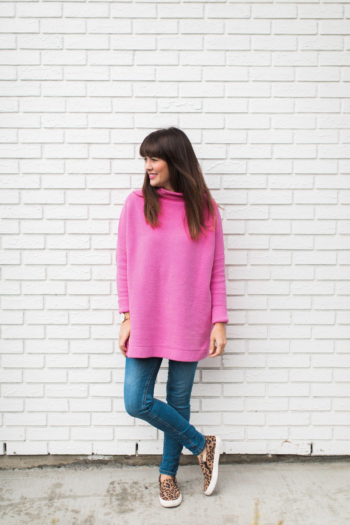 Jillian Harris Favourite Fall Sweaters