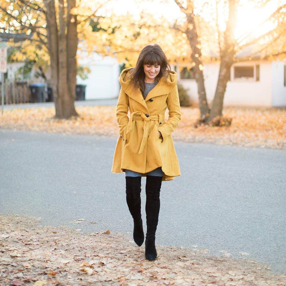Jillian Harris Fall Fashion Outfits