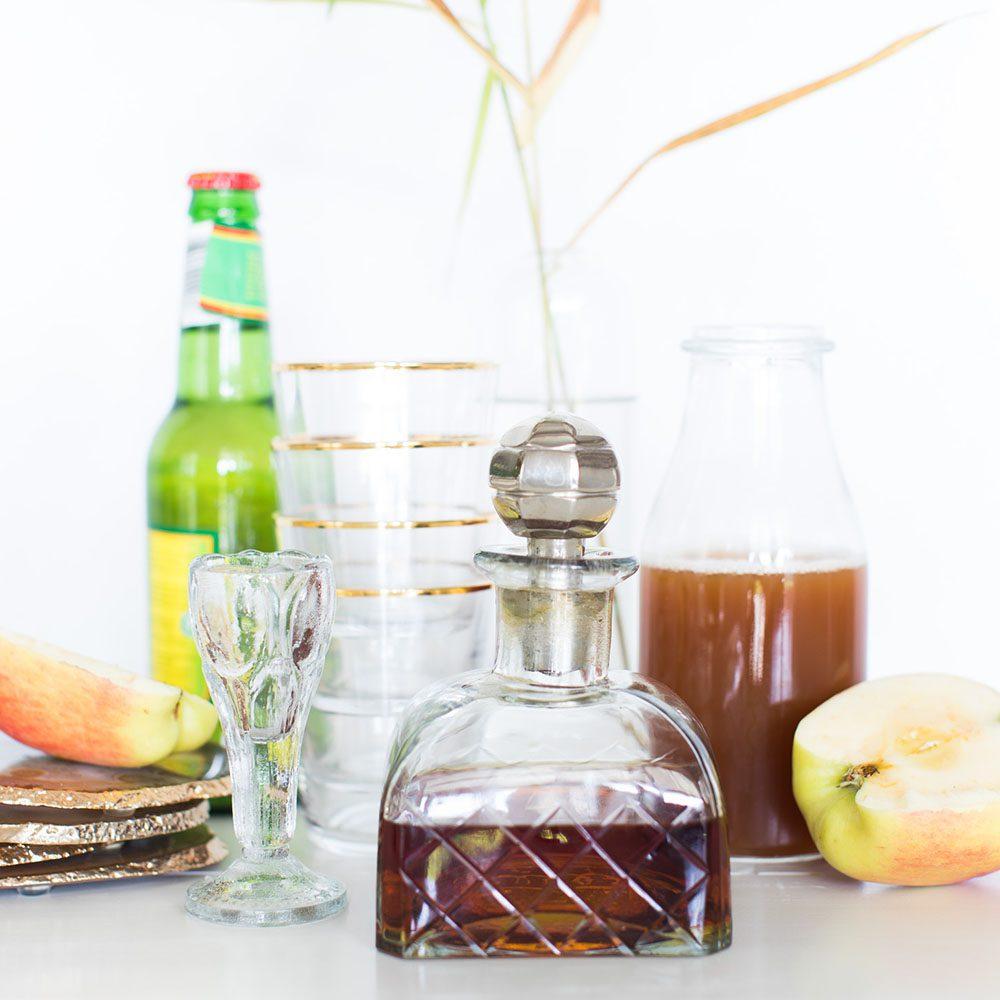 illian Harris Halloween Cocktail Recipes