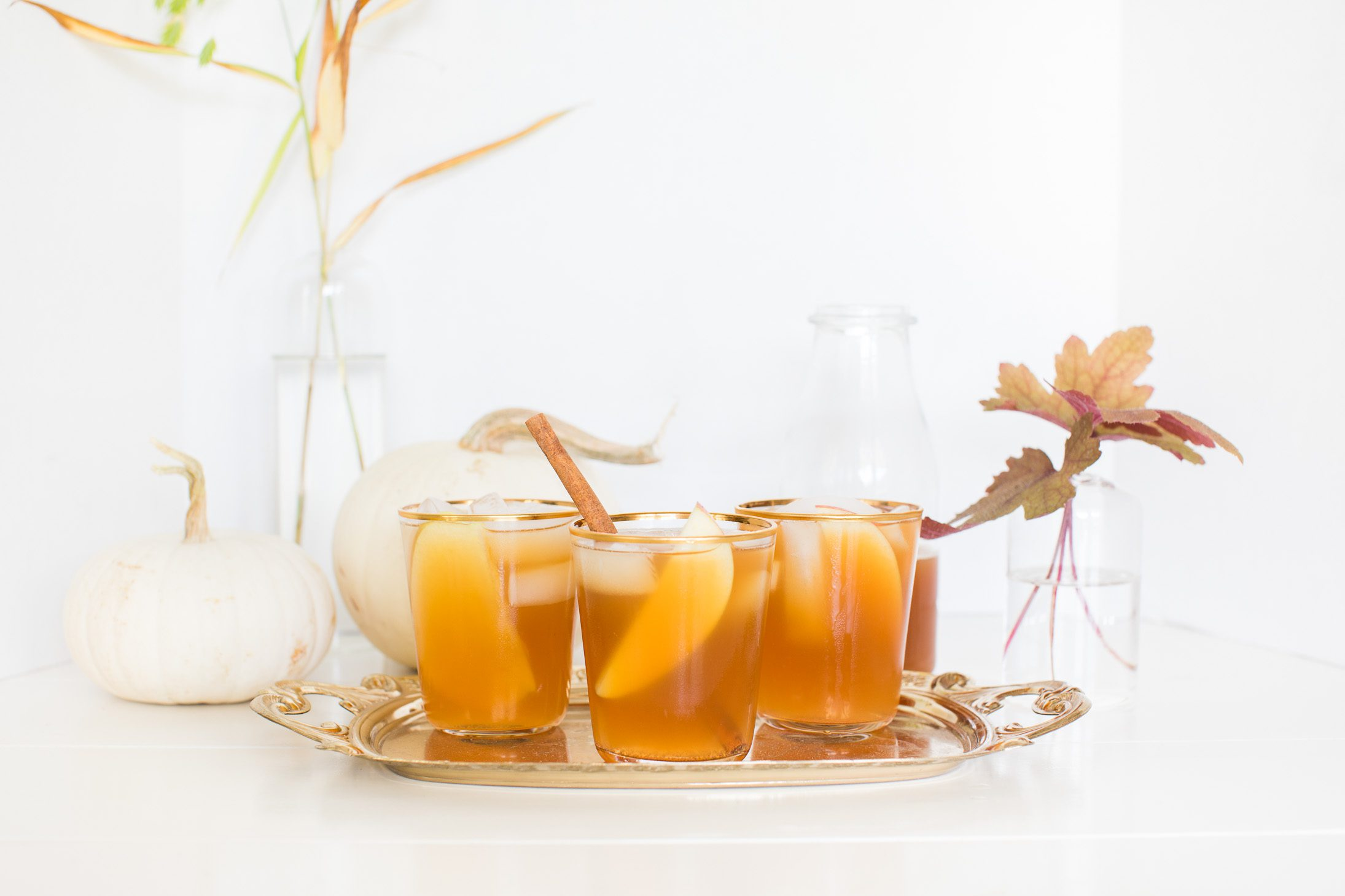 Jillian Harris Thanksgiving Bourbon Smash