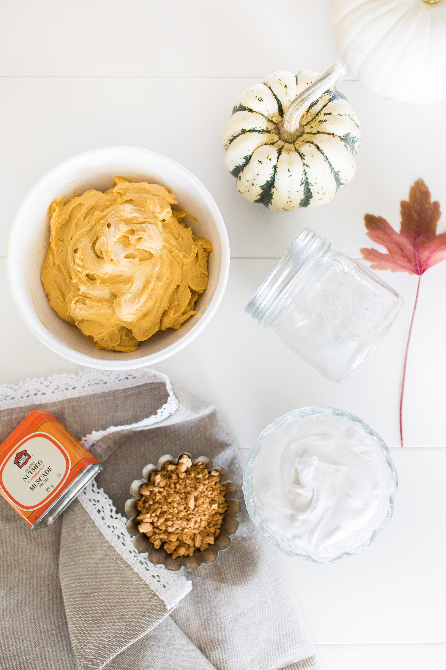 Jillian Harris Vegan Pumpkin Cheesecake