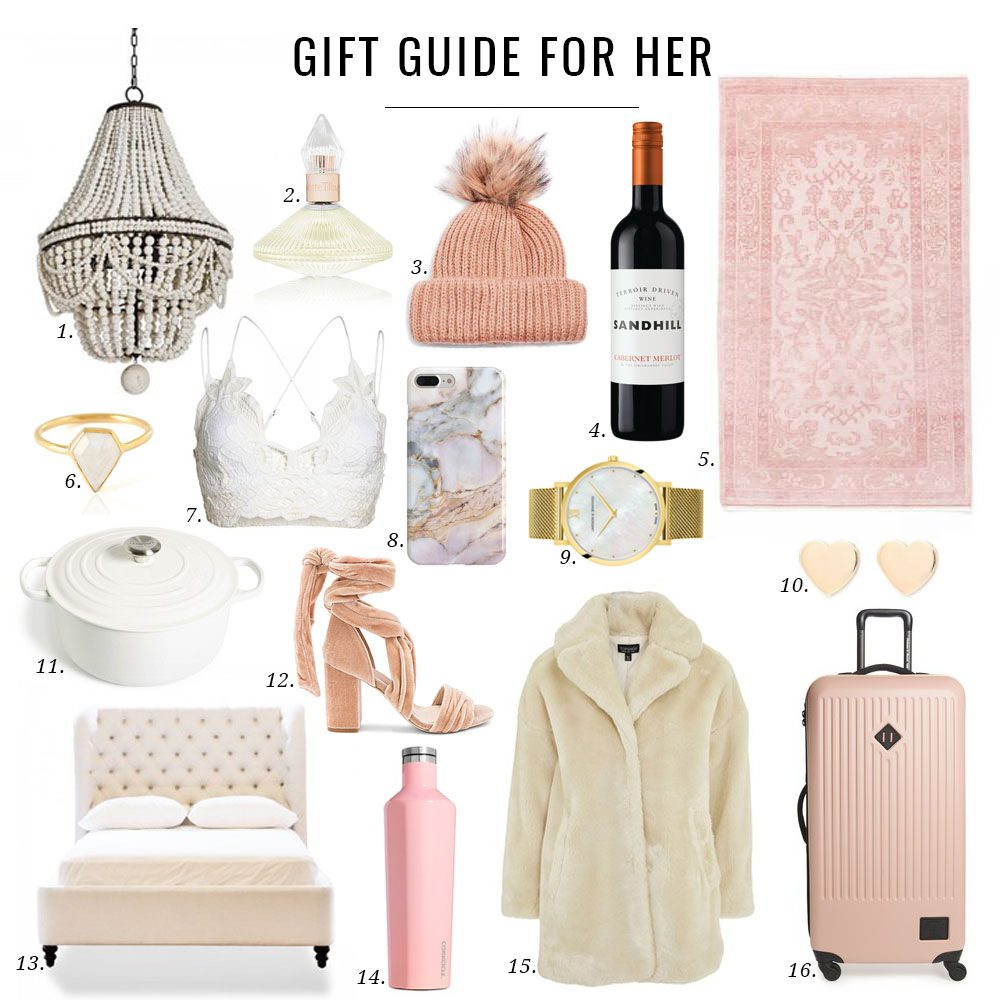 Jillian Harris Gift Guide for Her