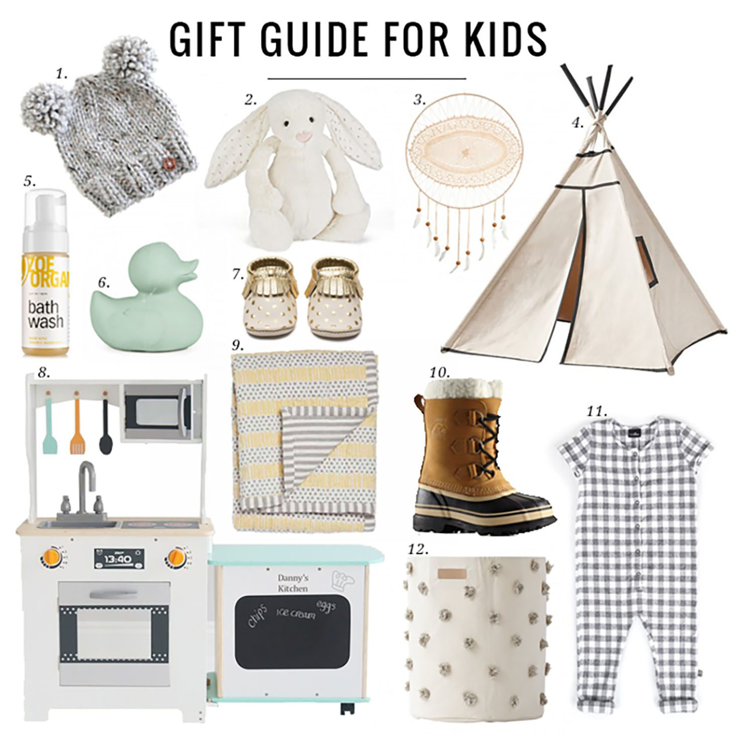 Jillian Harris Kids Gift Guide