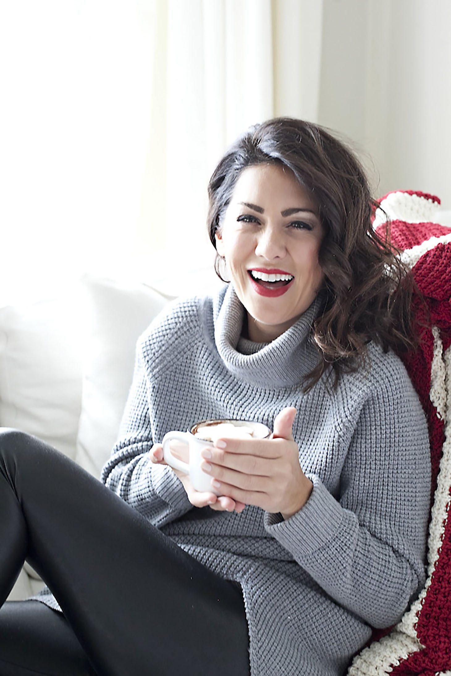 Jillian Harris Local Christmas Decor