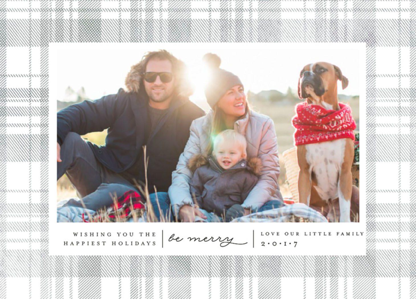 Jillian Harris Minted Holiday Cards