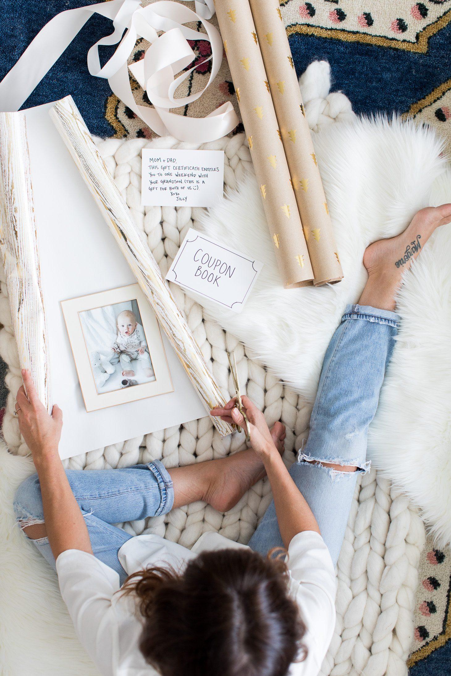 Jillian Harris Ferrero Rocher Christmas Gift Ideas