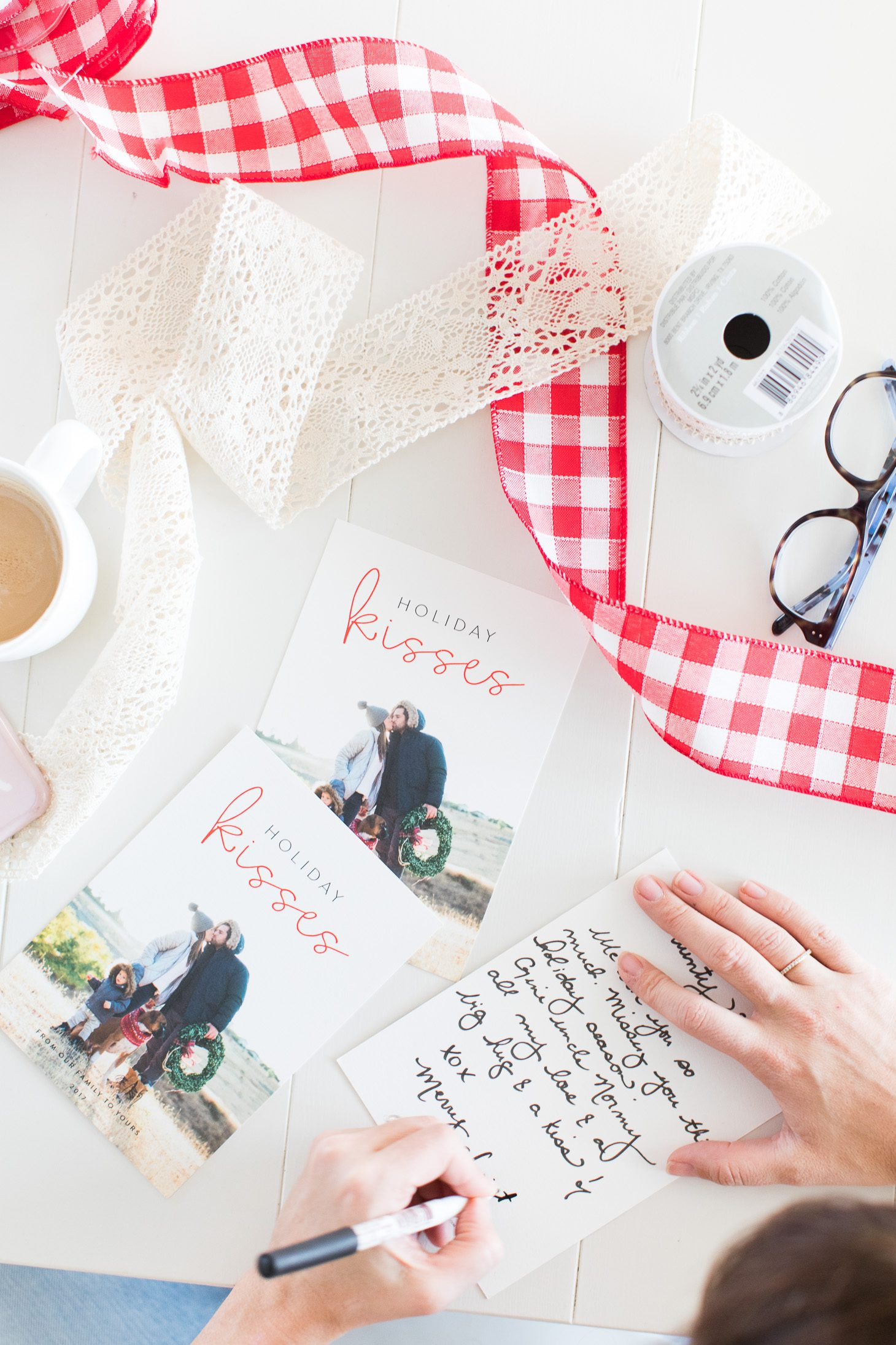 Jillian Harris Minted Holiday Cards