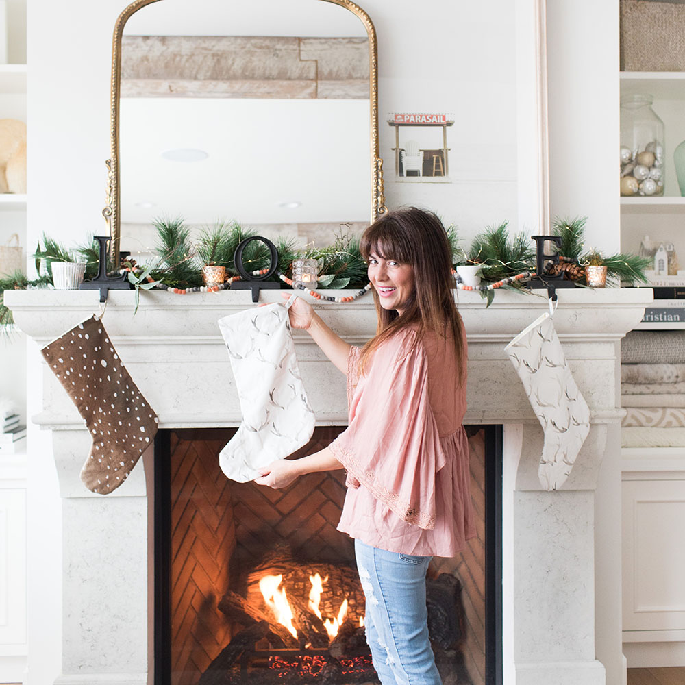 Jillian Harris Minted Holiday Decor