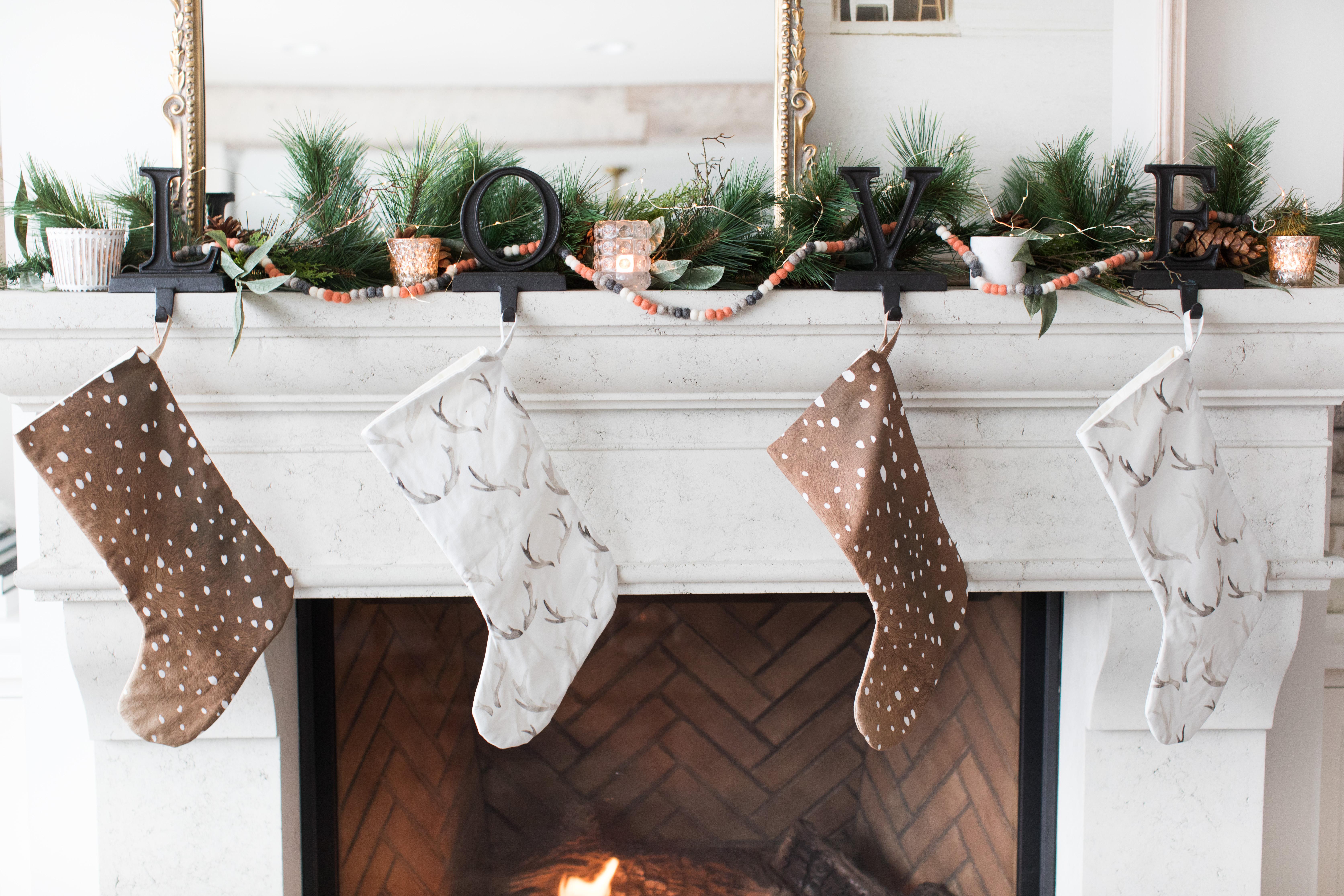 Jillian Harris Minted Holiday Decor