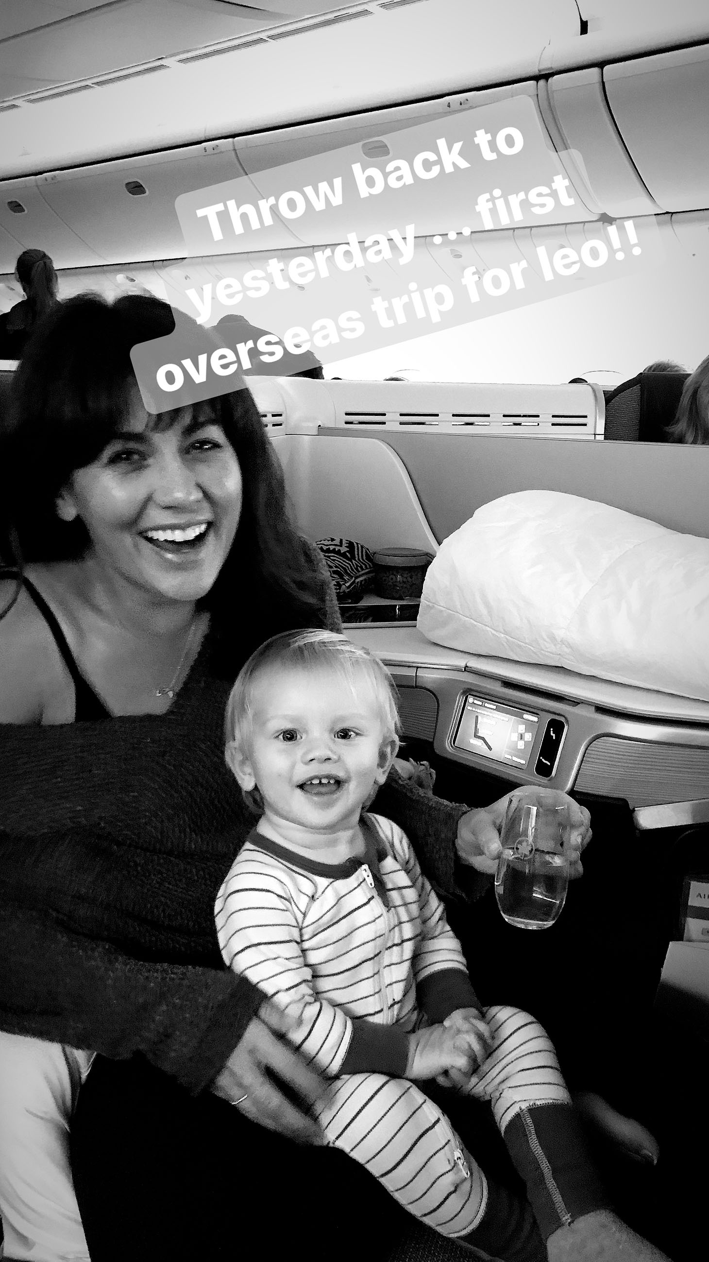 Jillian Harris Trip to Europe