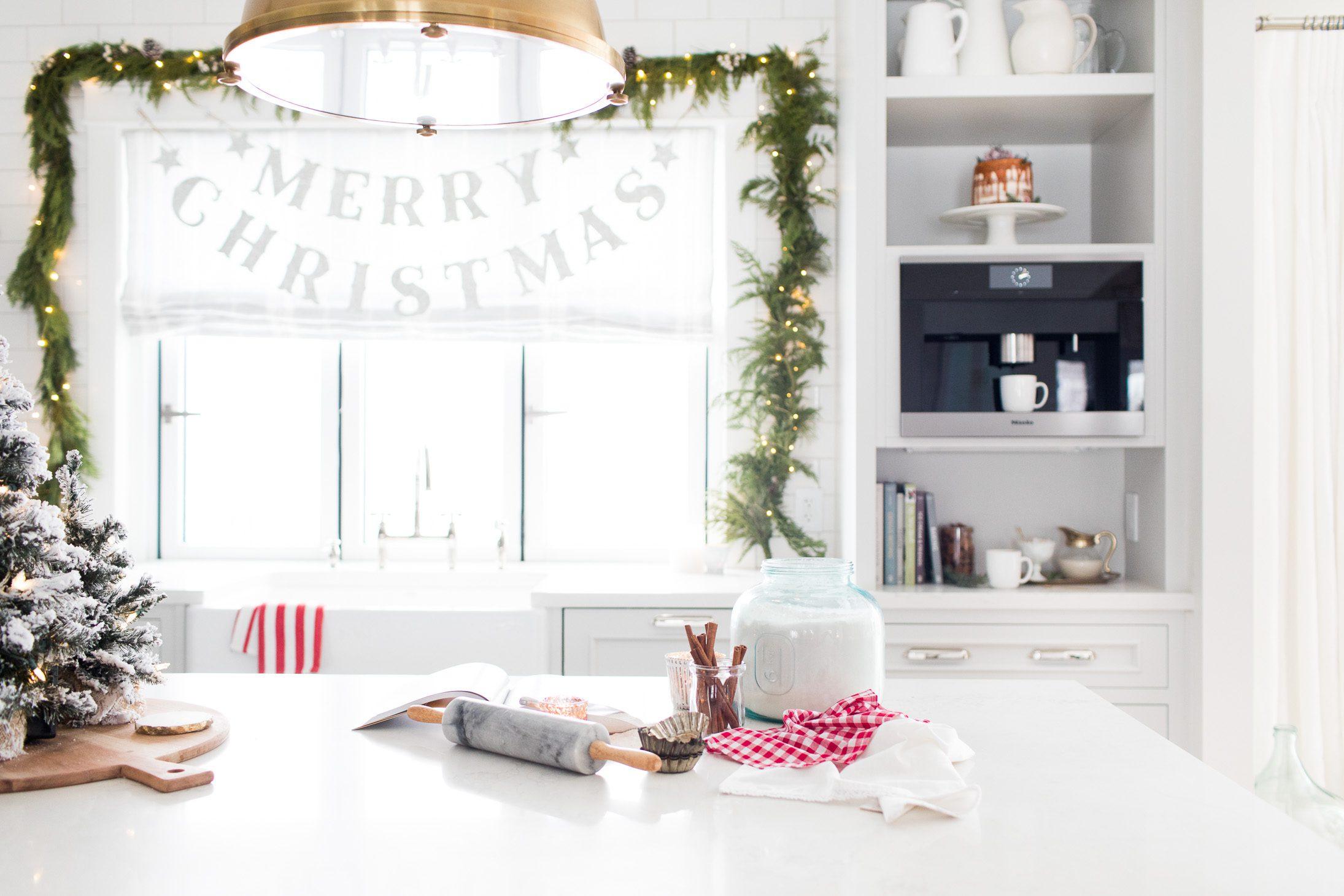 Jillian Harris Christmas Decor