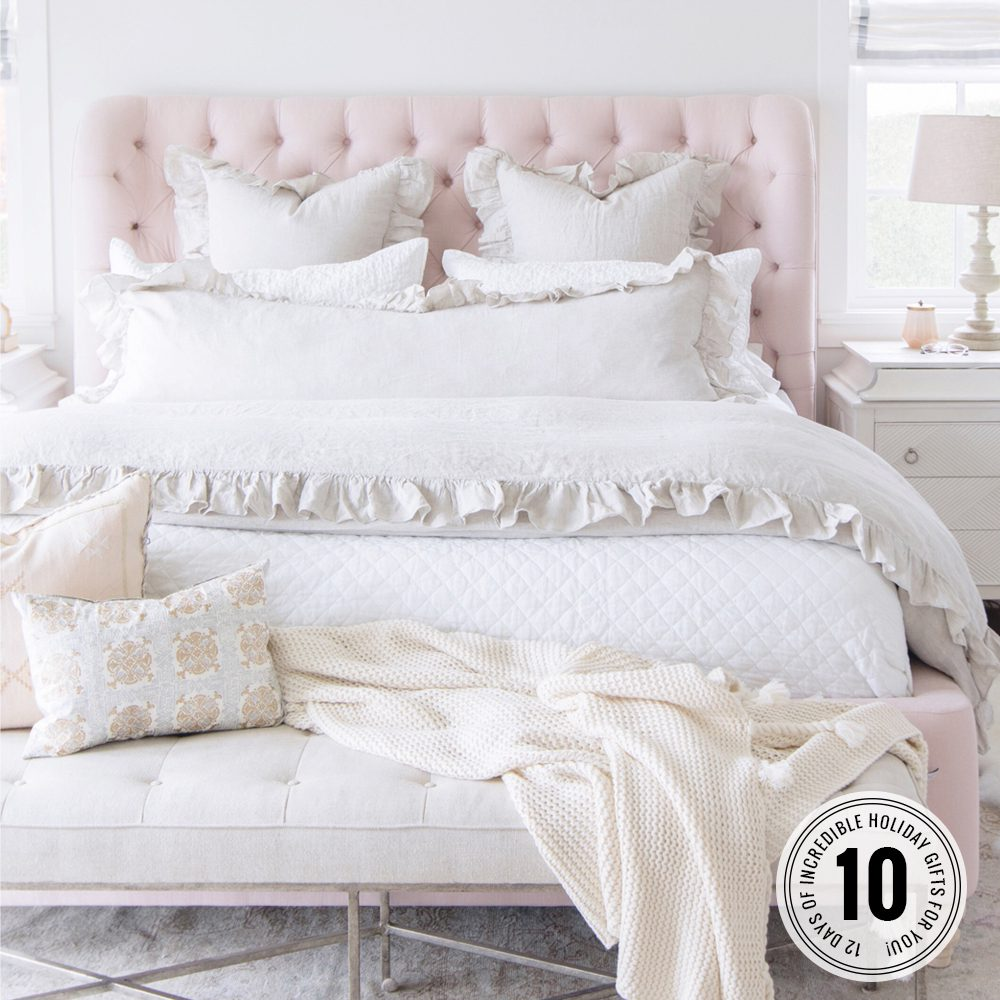 Jillian Harris 12 Days of Christmas Giveaways Pom Pom at Home
