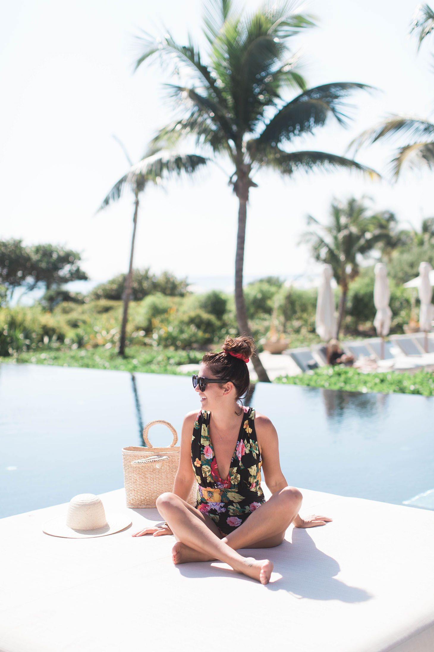 Jillian Harris What to Pack for Your next Tropical Vacation