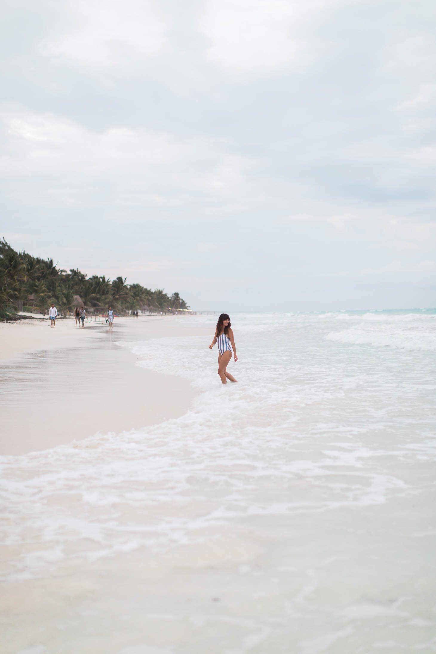 Jillian Harris Team Jilly Takes on Mexico