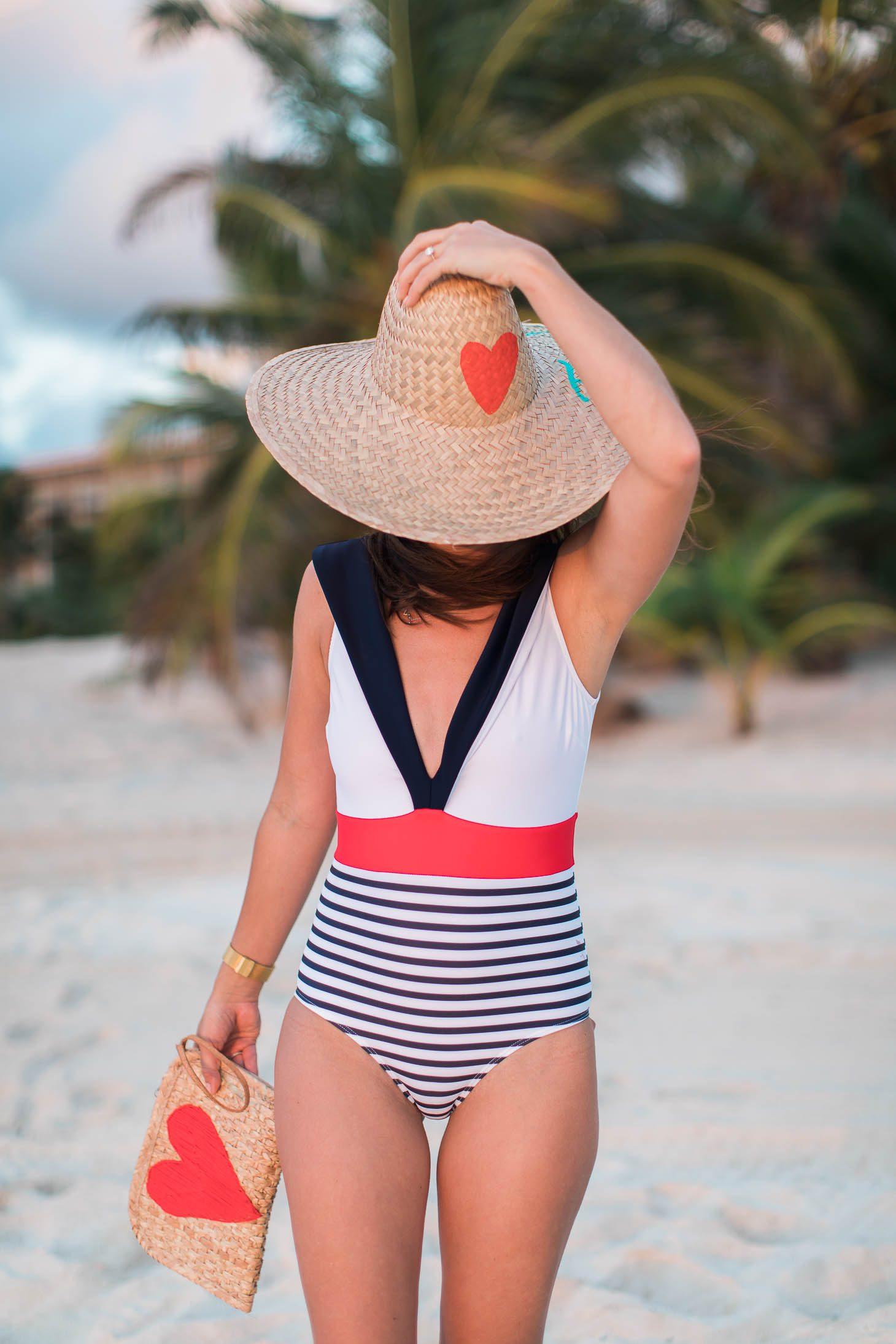 Jillian Harris One Piece Swimsuits