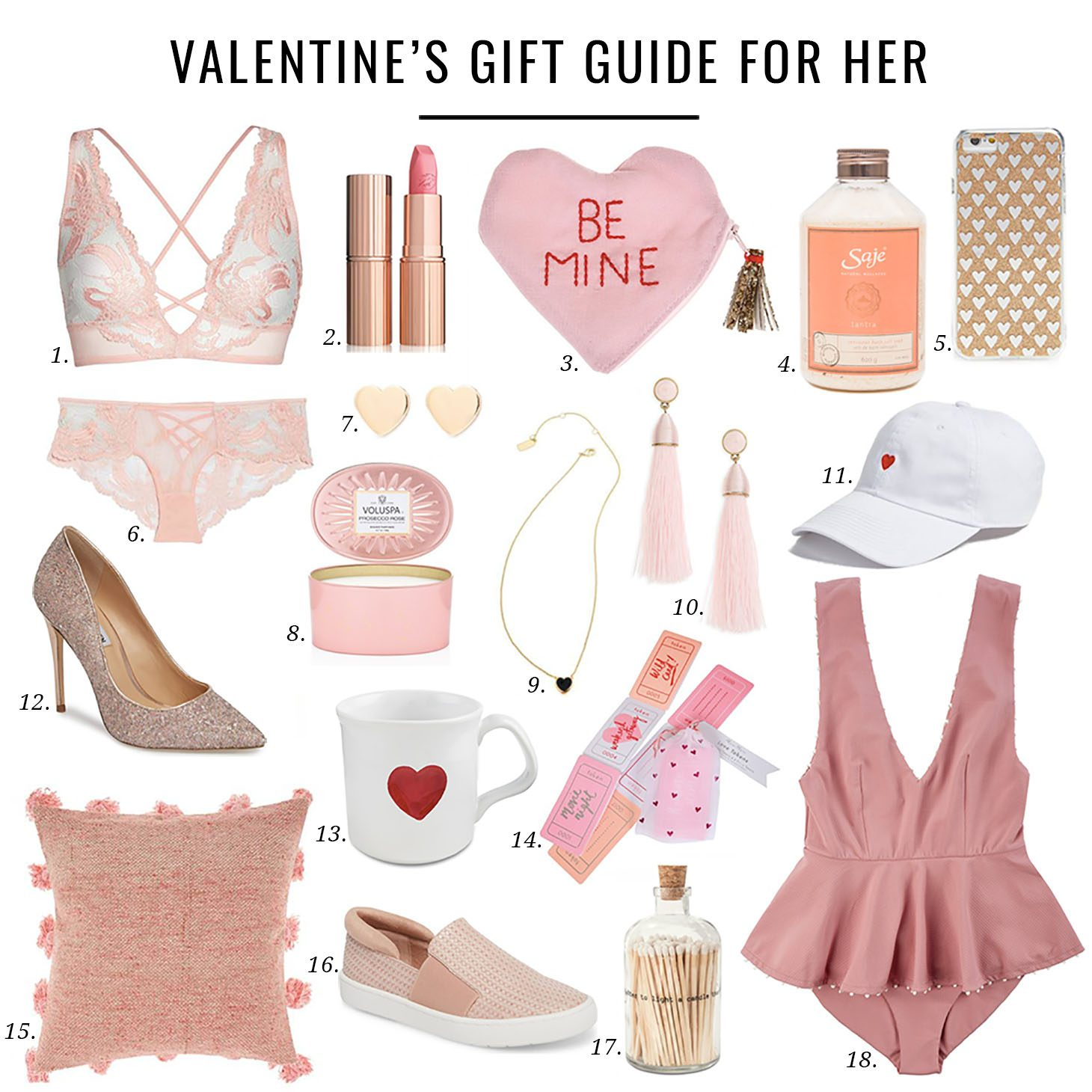 Jillian Harris Valentines Day Gift Guide for Her