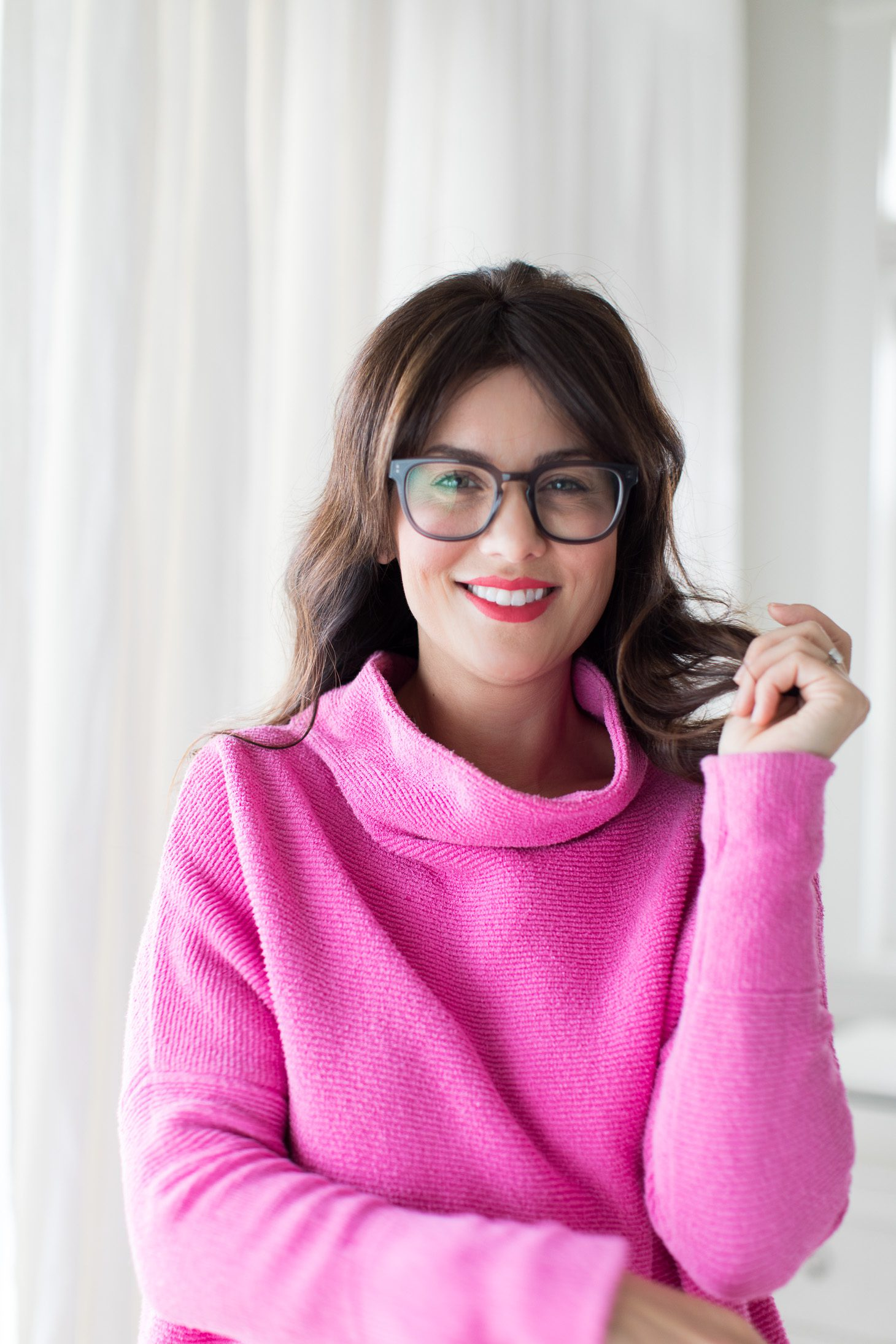 Jillian Harris My Favourite Eyeglasses