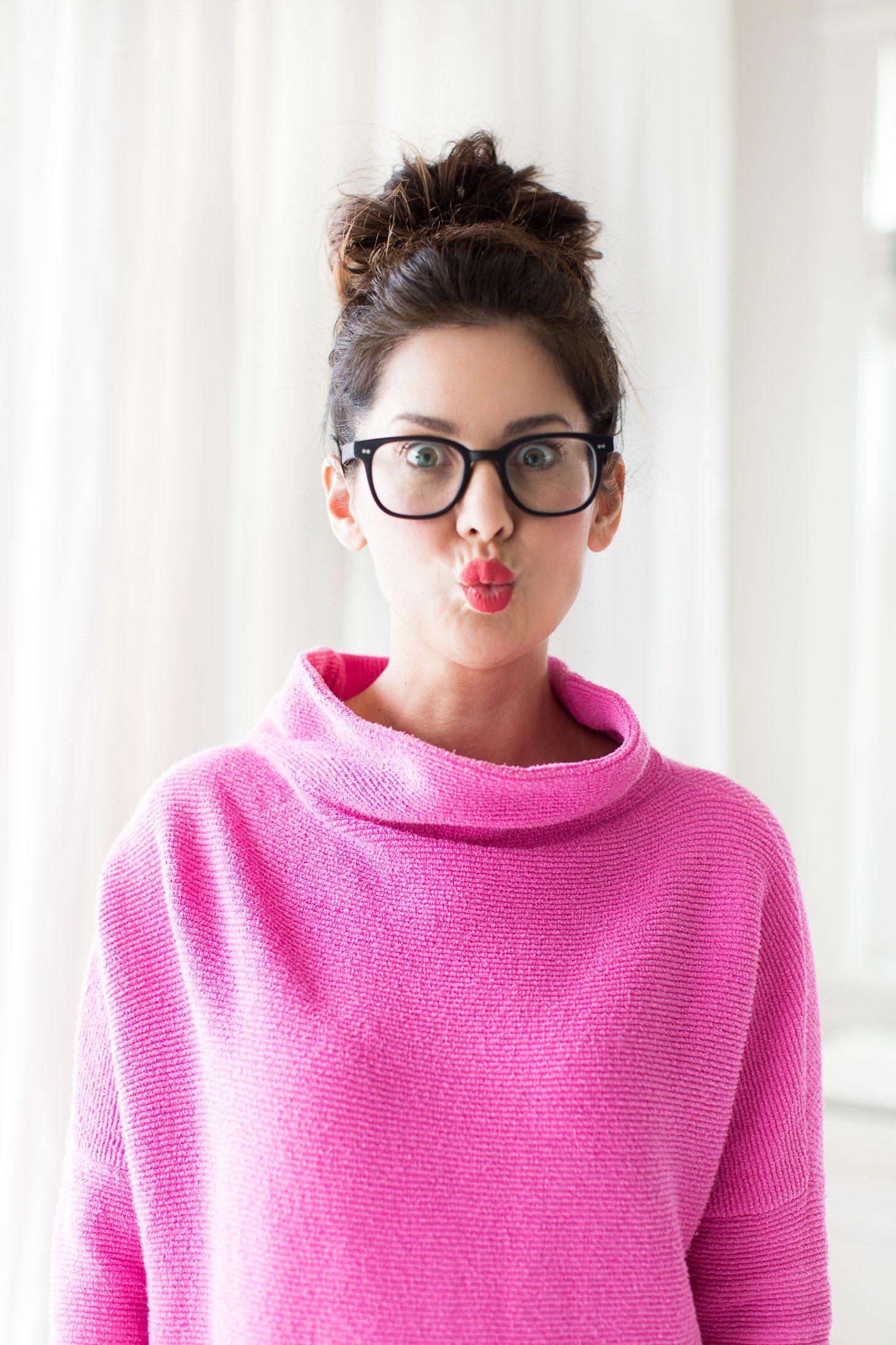 illian Harris My Favourite Eyeglasses