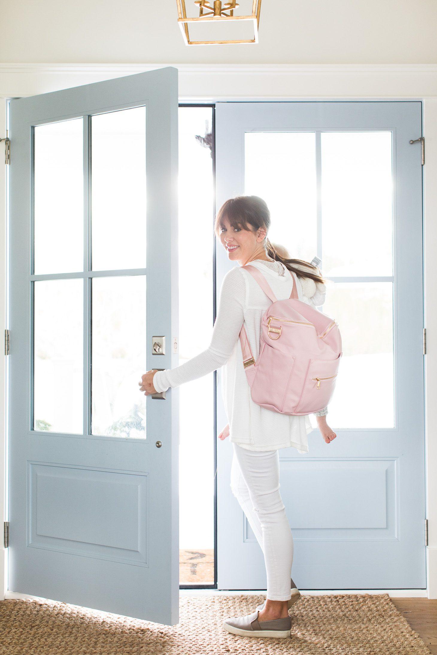 Jillian Harris Fawn Design Bag
