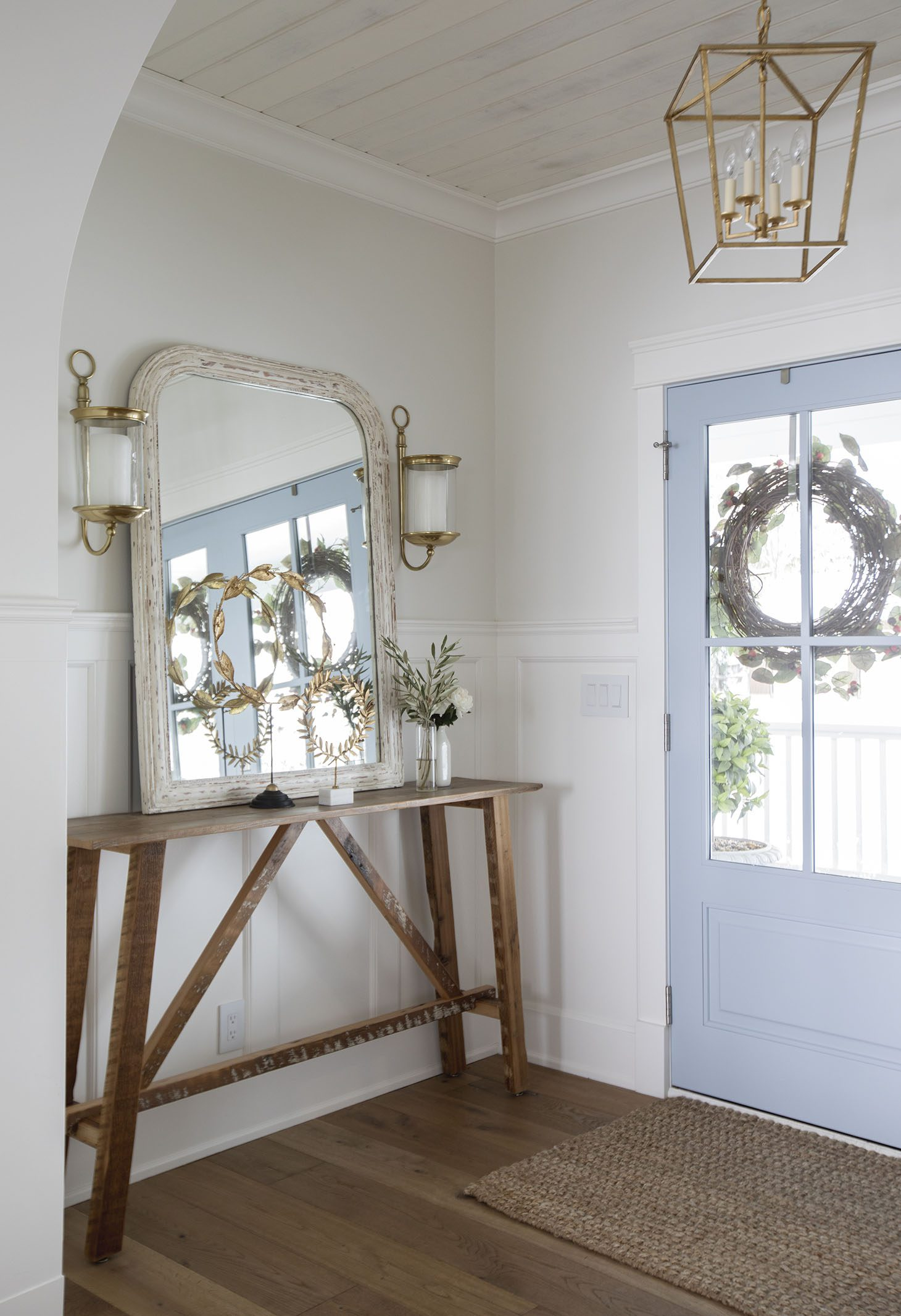 Jillian Harris Home Tour Series Entryways