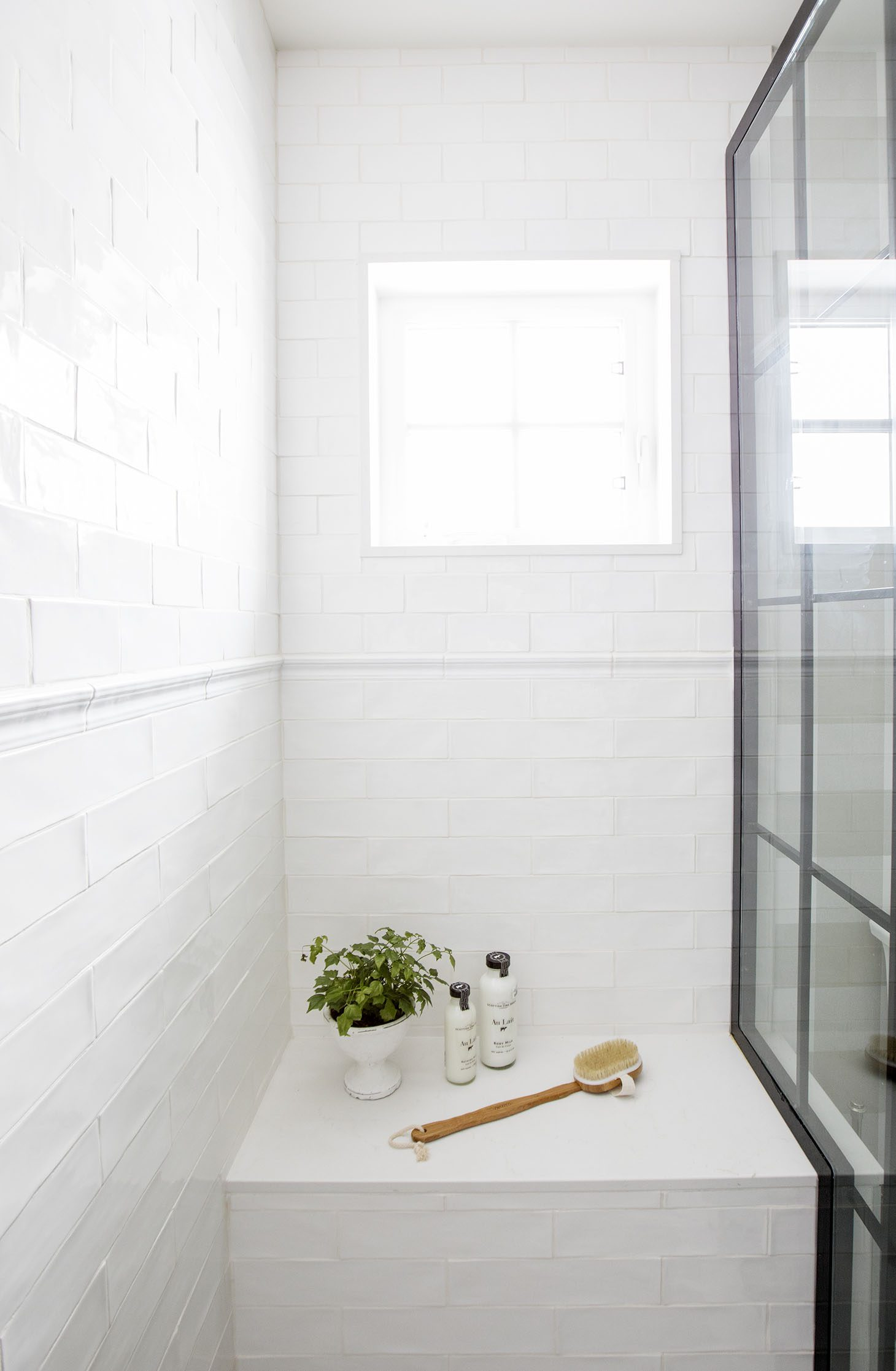 Jillian Harris Home Tour Series - Spare Bathroom