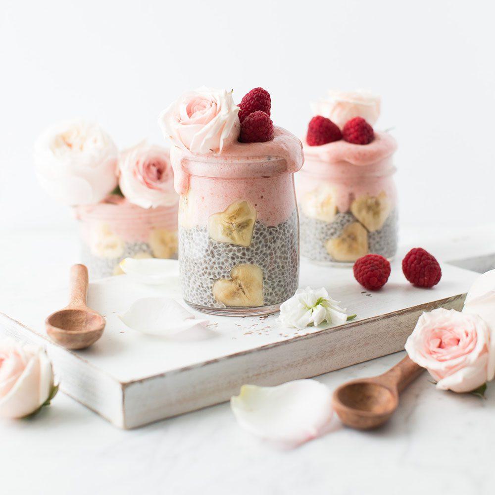 Lovers Chia Pudding Parfait