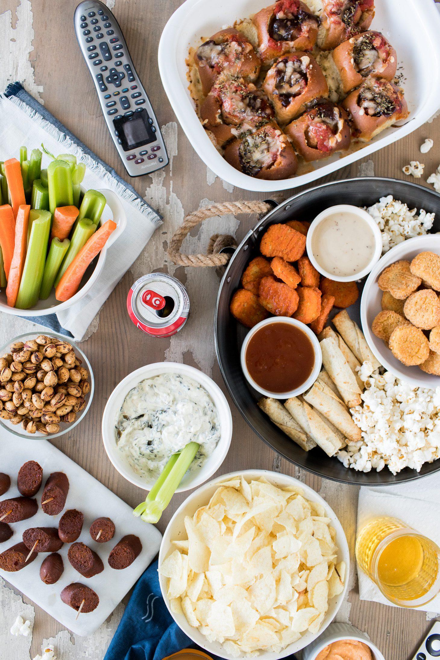 Jillian Harris Vegan Super Bowl Appetizer Ideas