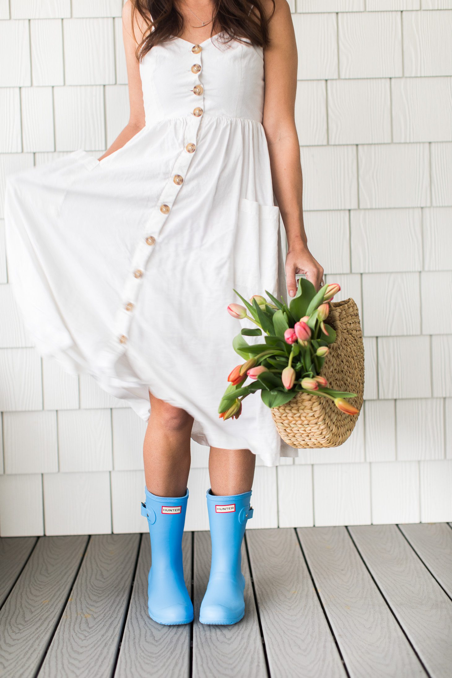 Jillian Harris Jump Into Spring in These Cute Shoes