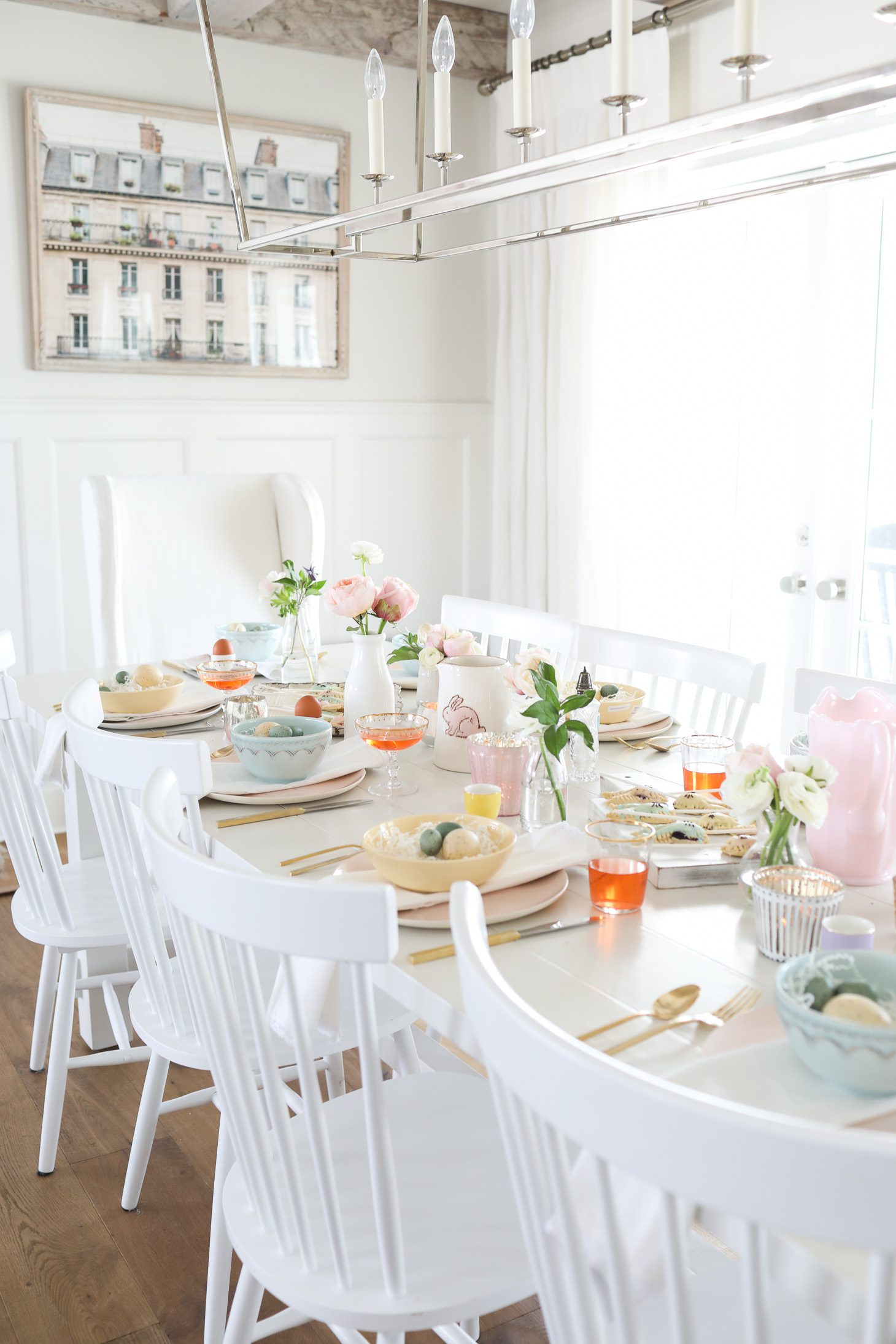 Jillian Harris 5 of My Favourite (and Easy!) Easter Entertaining Tips