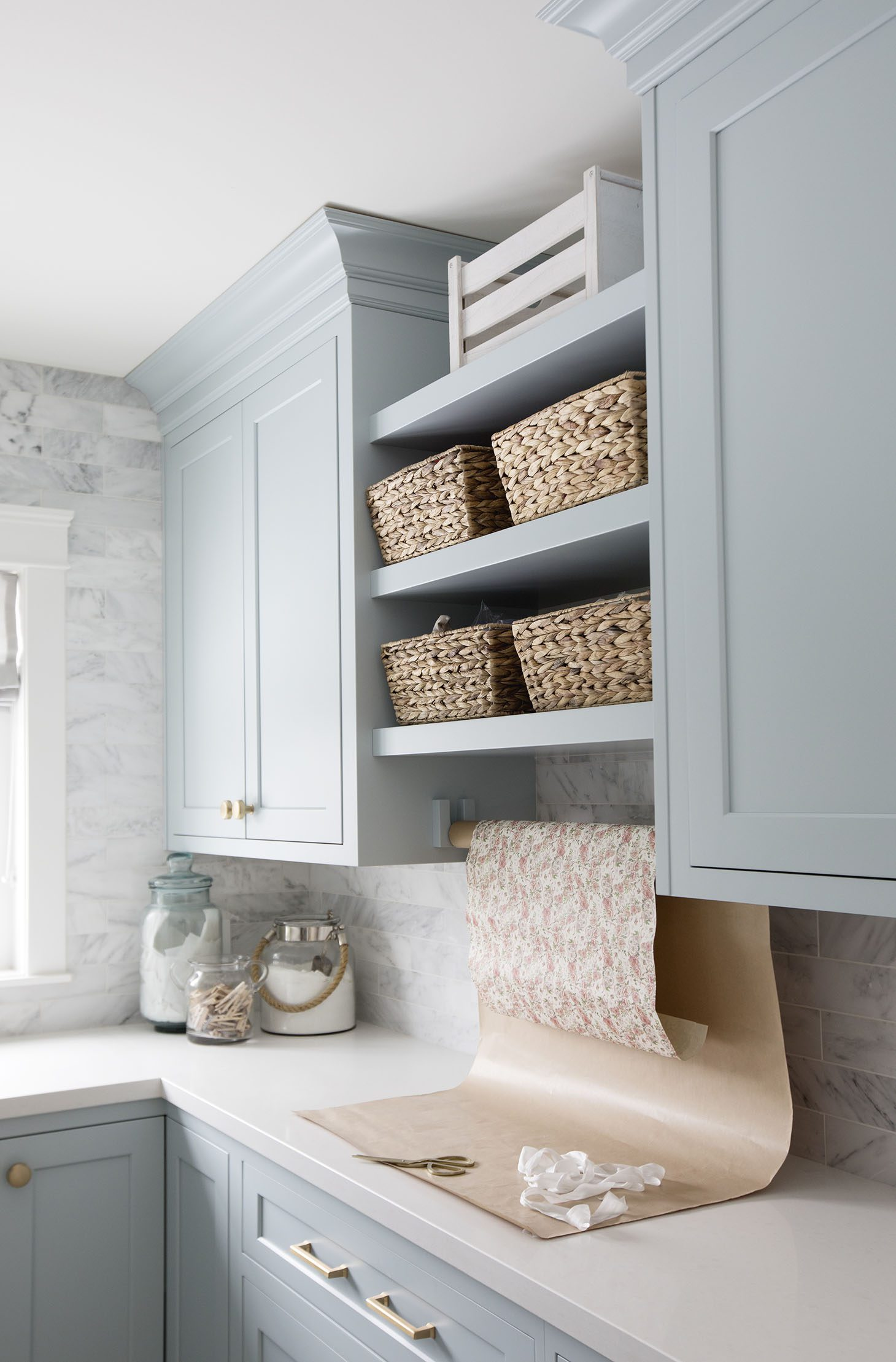 Jillian Harris Home Tour Series Laundry Room