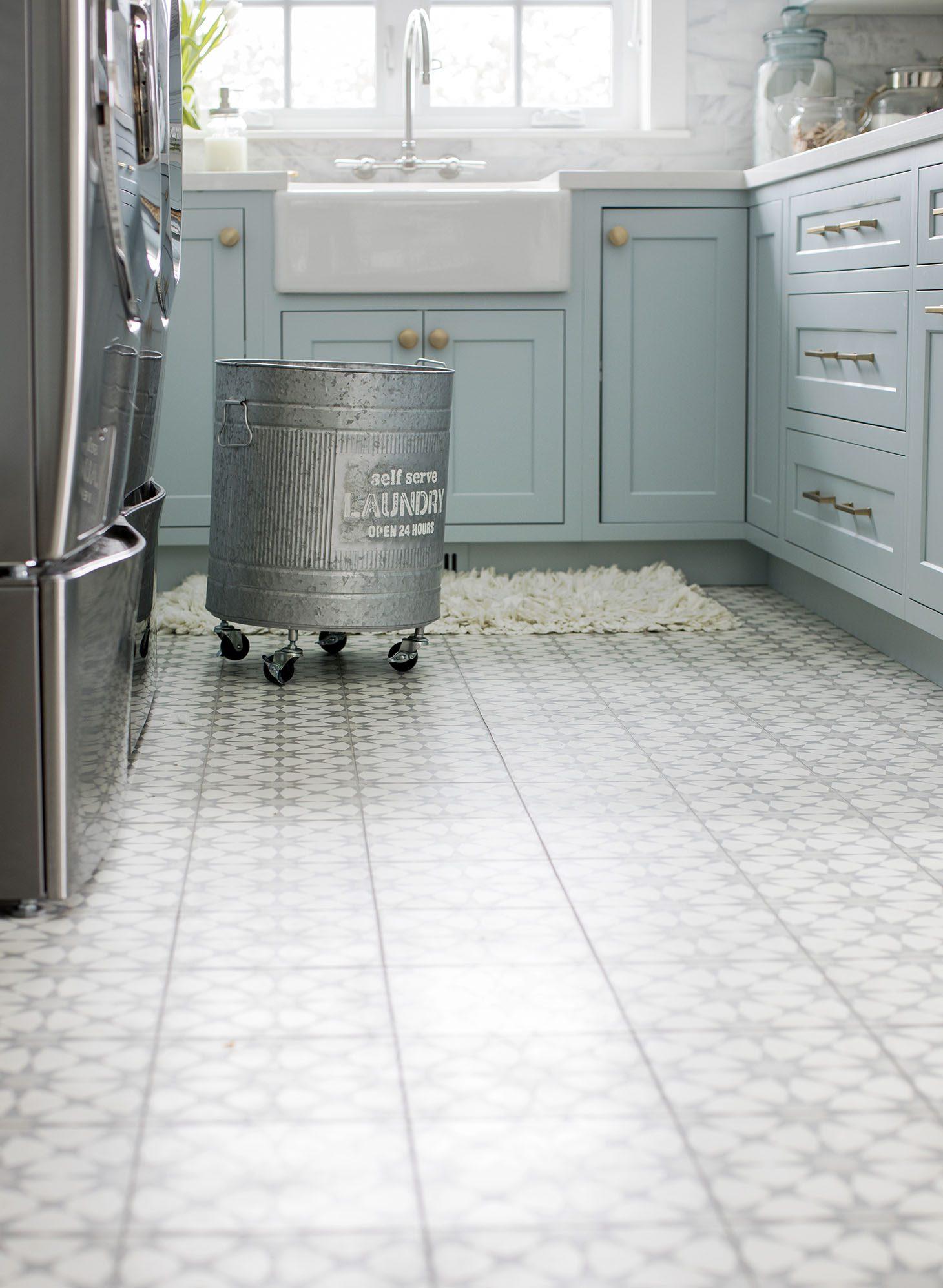 Jillian Harris Home Tour Series Laundry Room