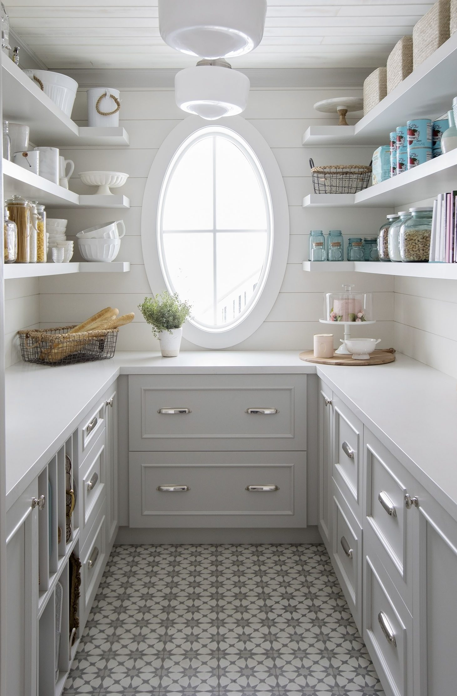 Jillian Harris Home Tour Series Pantry