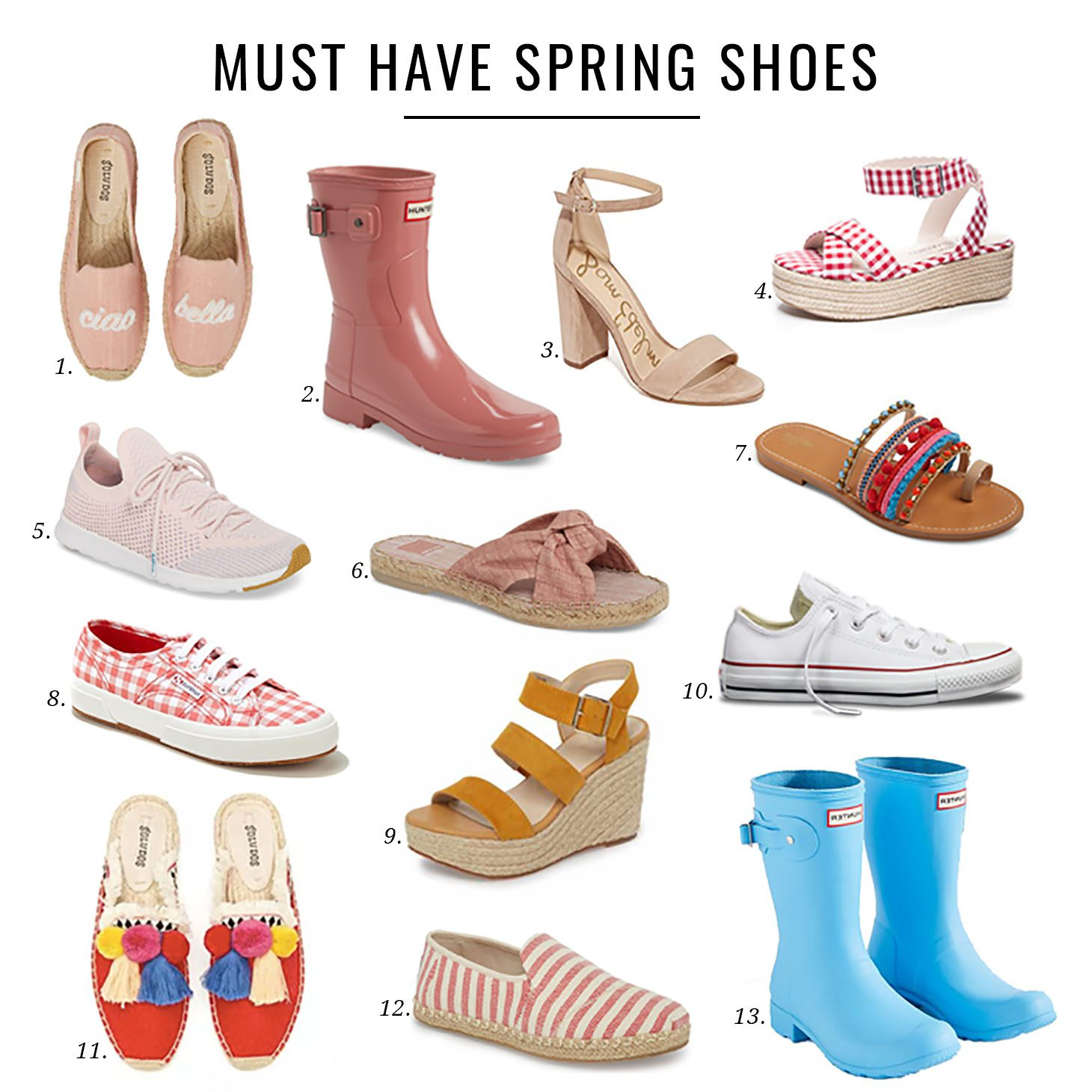 Jillian Harris Jump into Spring with These Cute Shoes