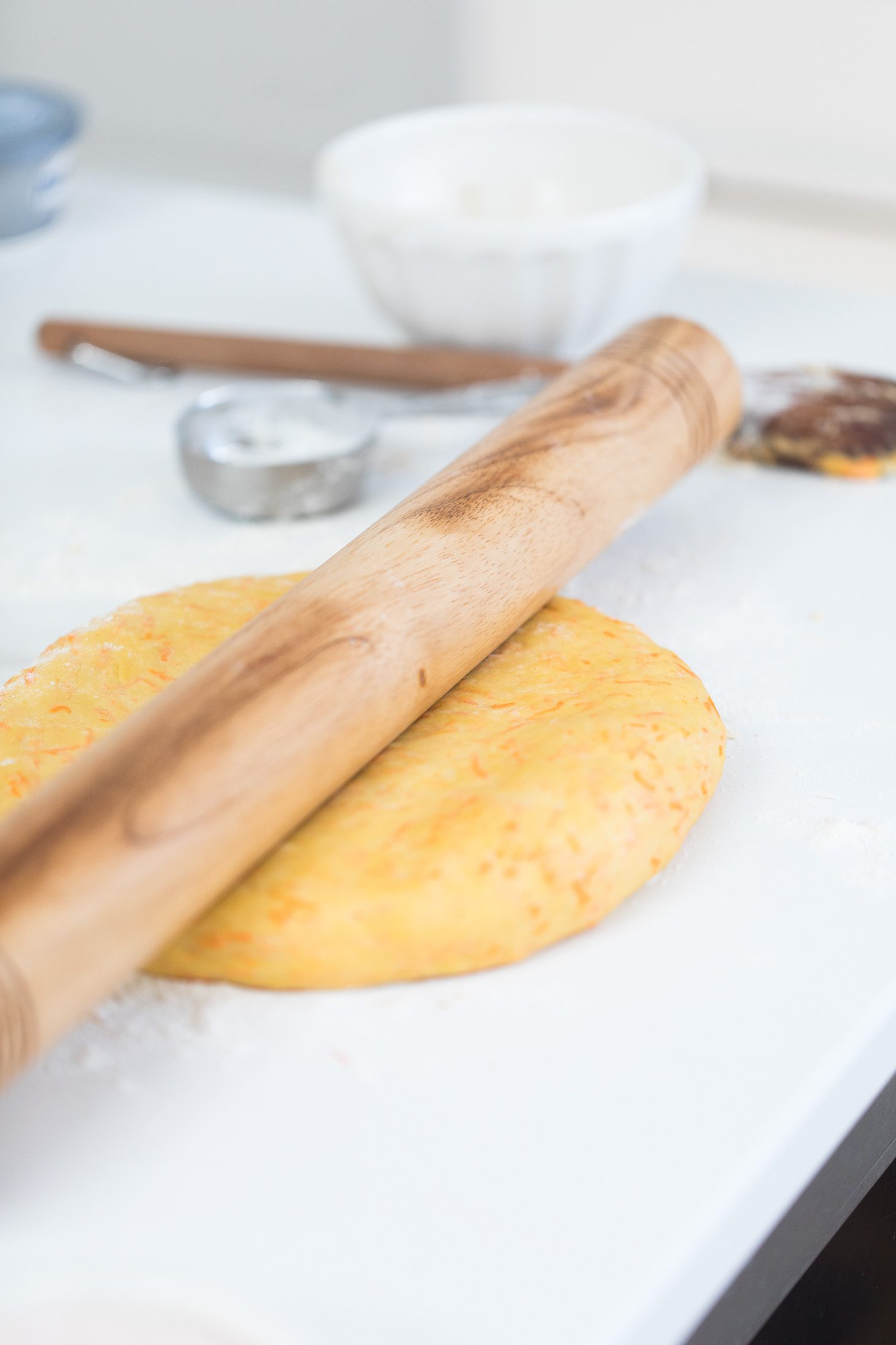 Jillian Harris Vegan Maple Carrot Cake Cinnamon Buns