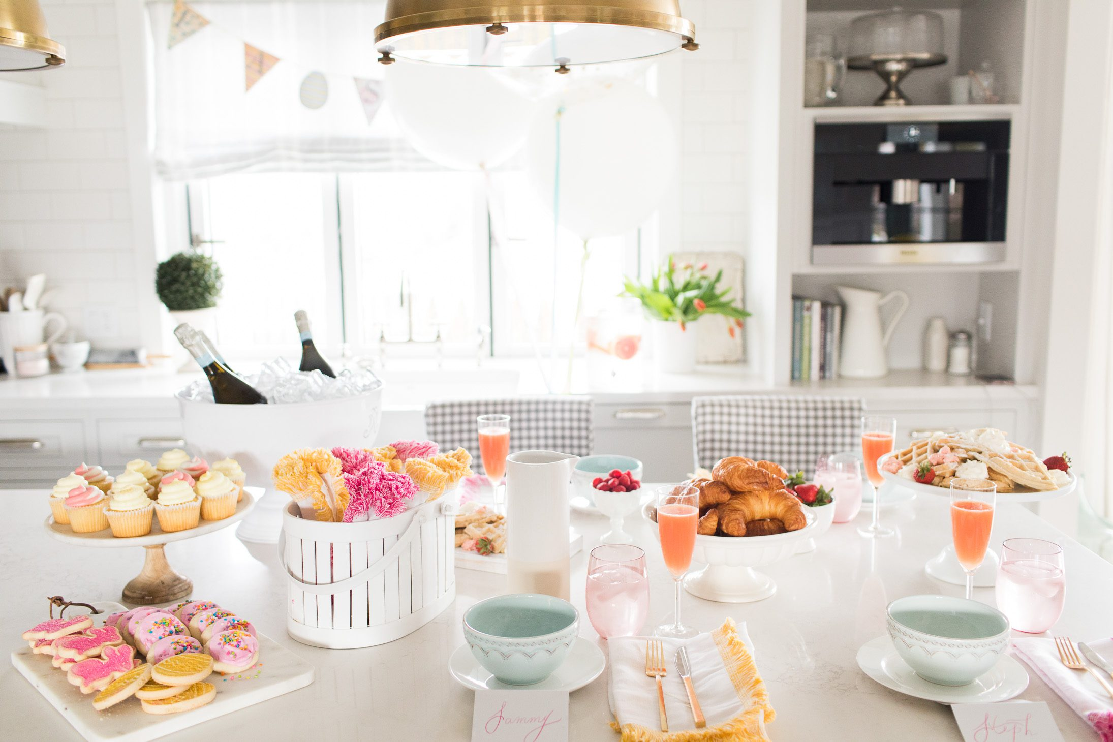 5 Ways to Make Your Girls Easter Brunch Memorable