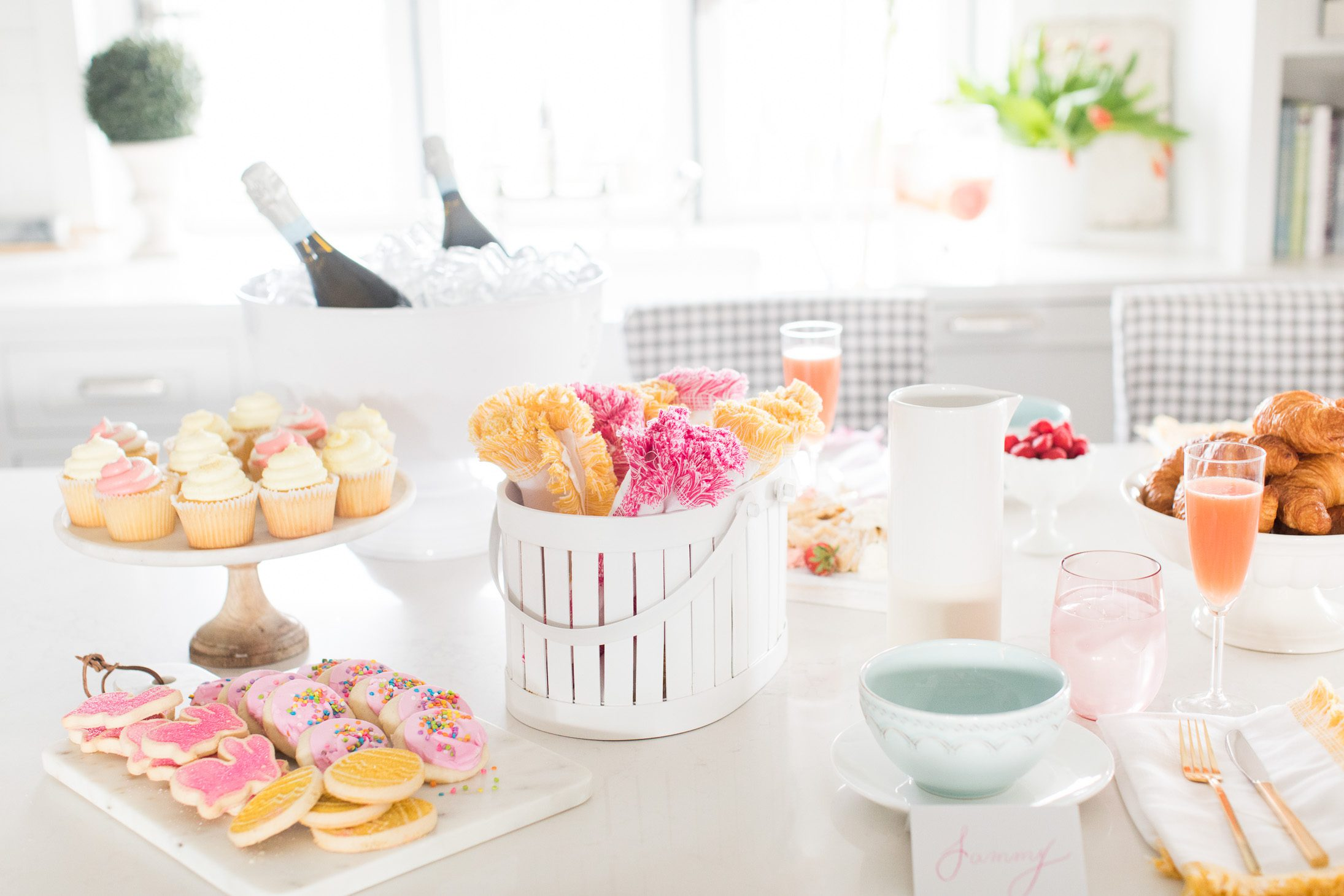 5 Ways to Make Your Girls Easter Brunch Memorable