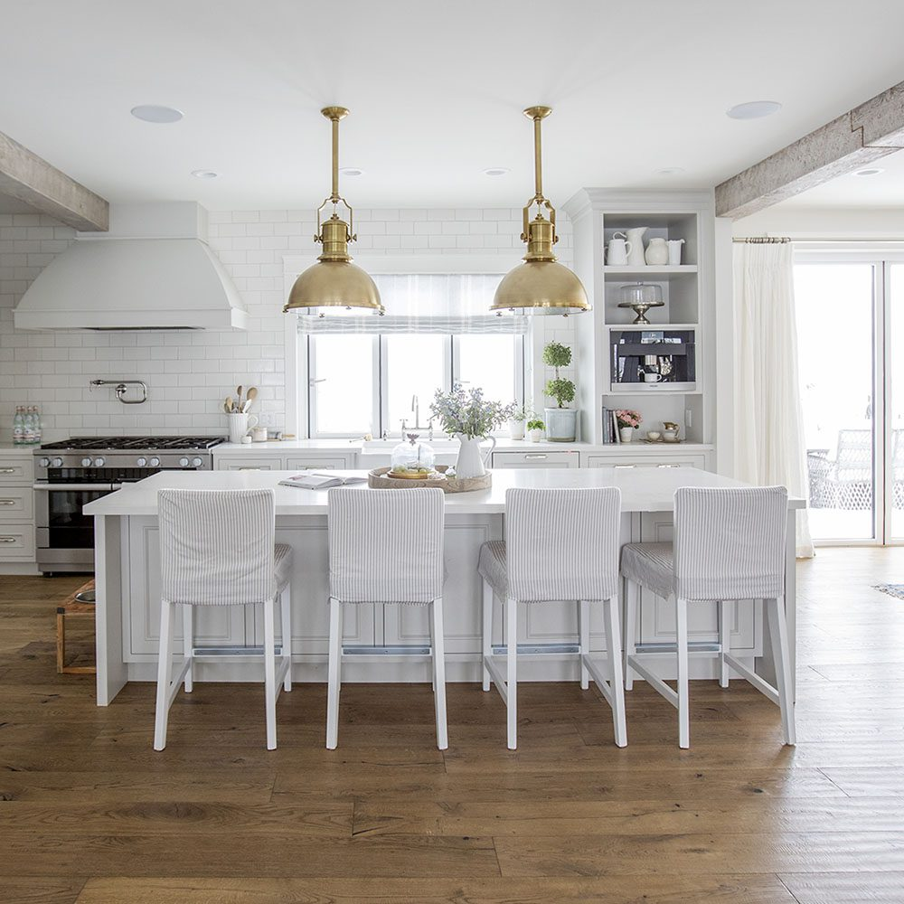 Jillian Harris New Kitchen