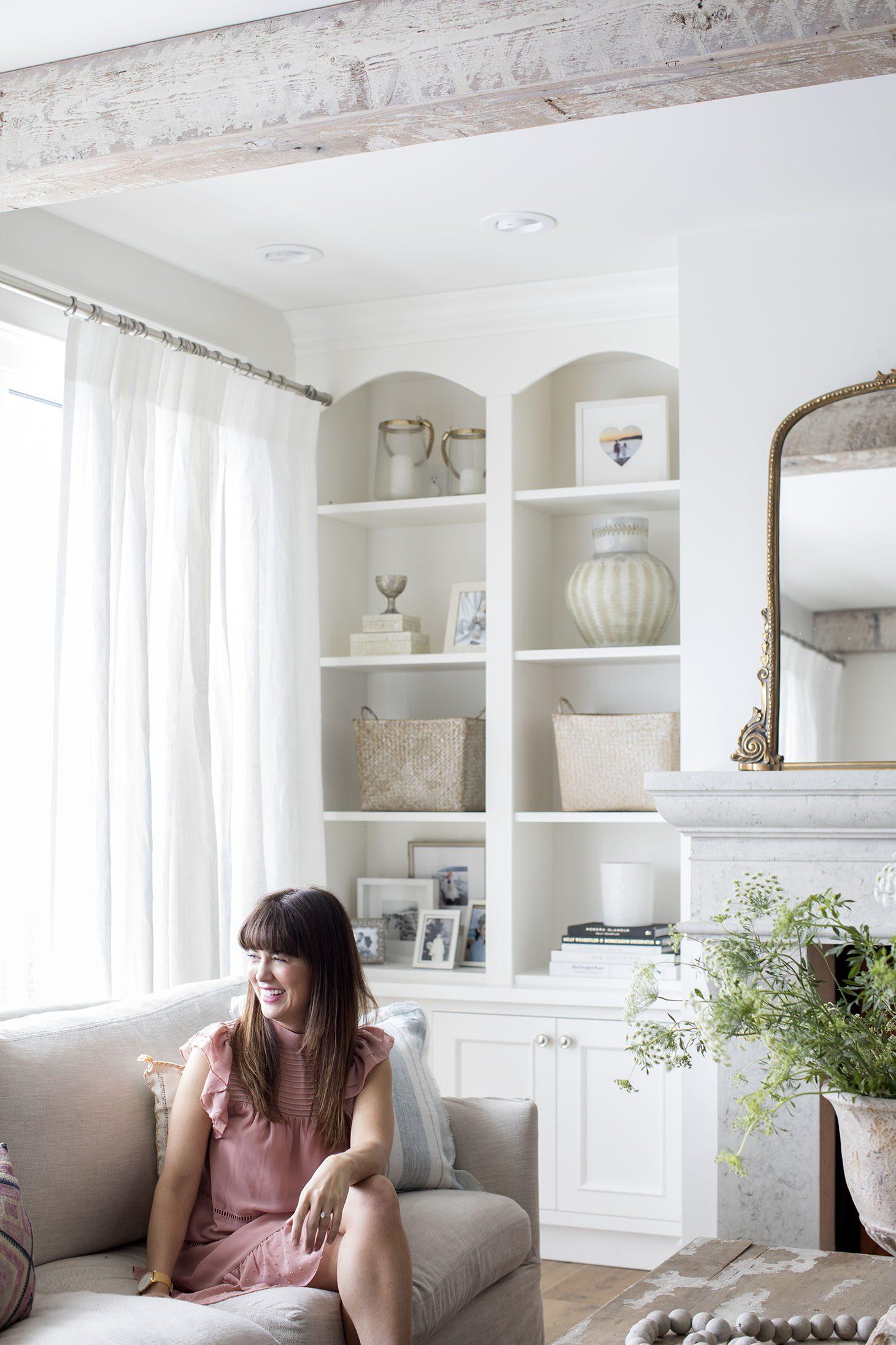 Jillian Harris Home Tour Series Living Room-10 - Jillian Harris