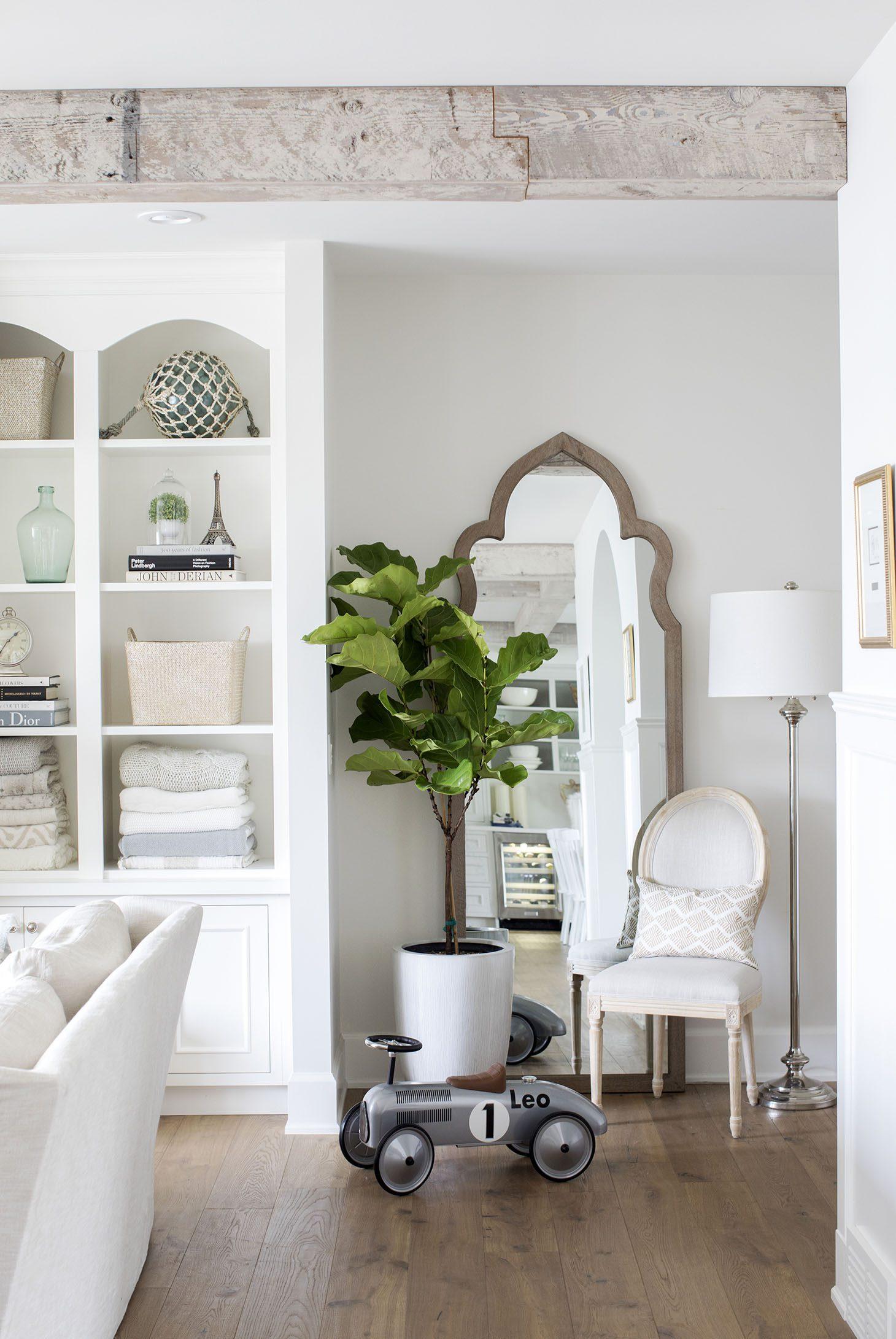 Jillian Harris Home Tour Series Living Room
