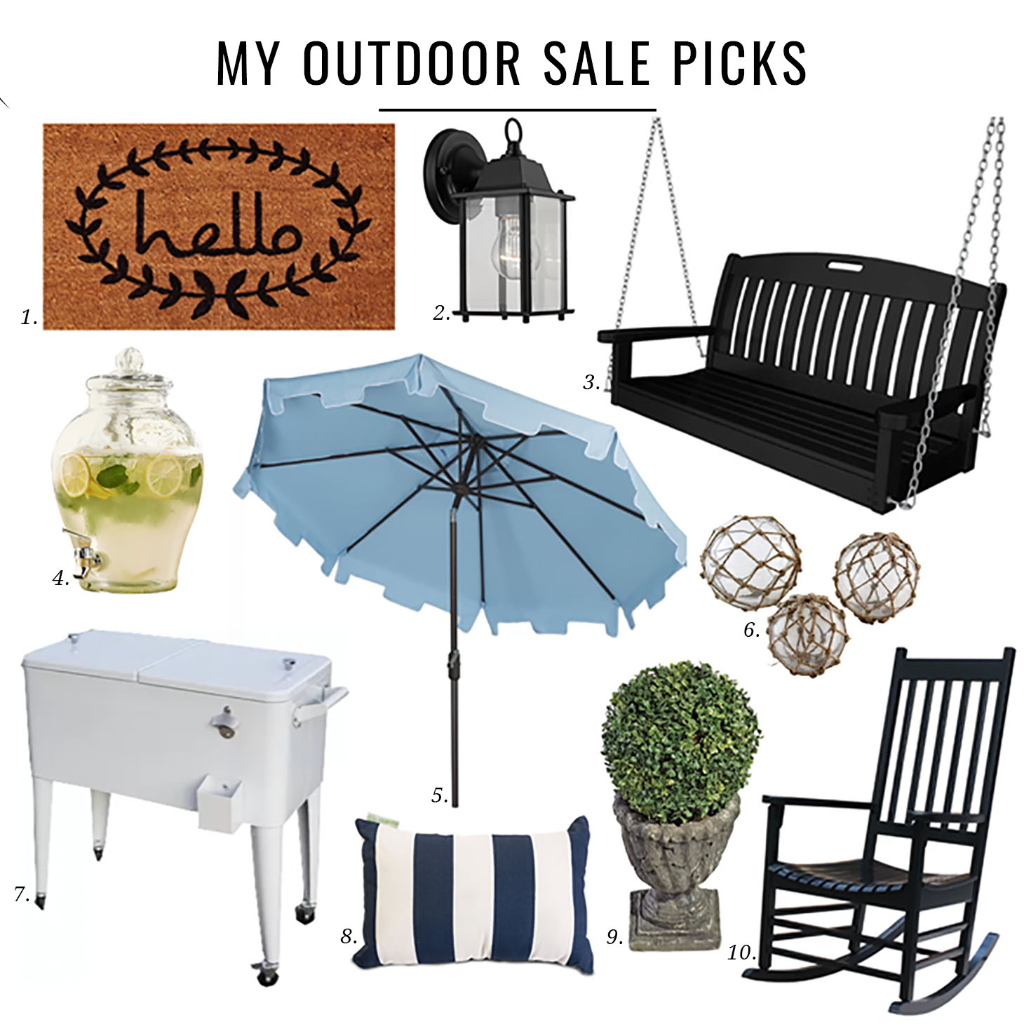 Jillian Harris Way Days Outdoor Sale Picks