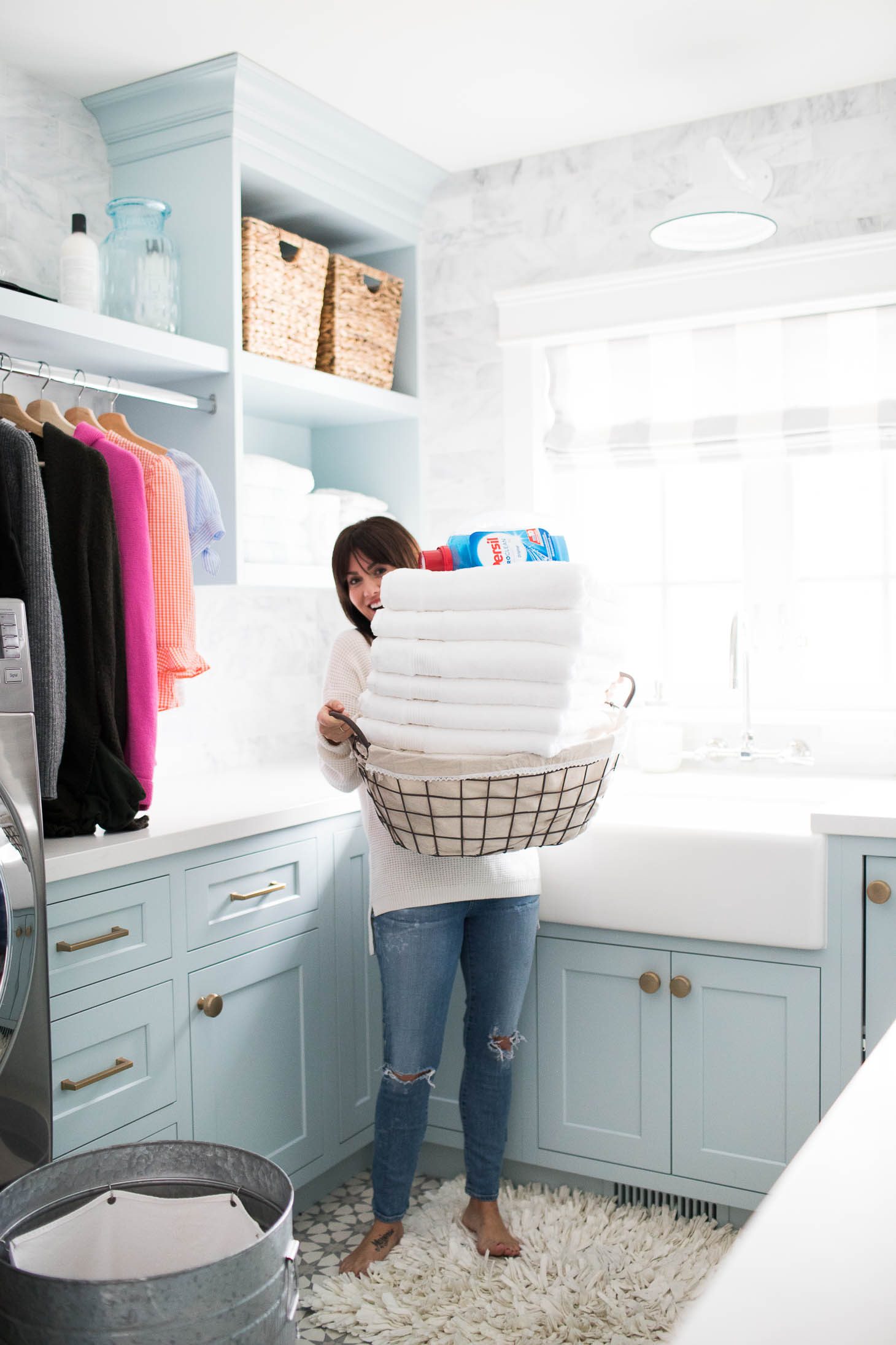 Jillian Harris 5 Ways to Tackle Messy Moments in a Busy Household