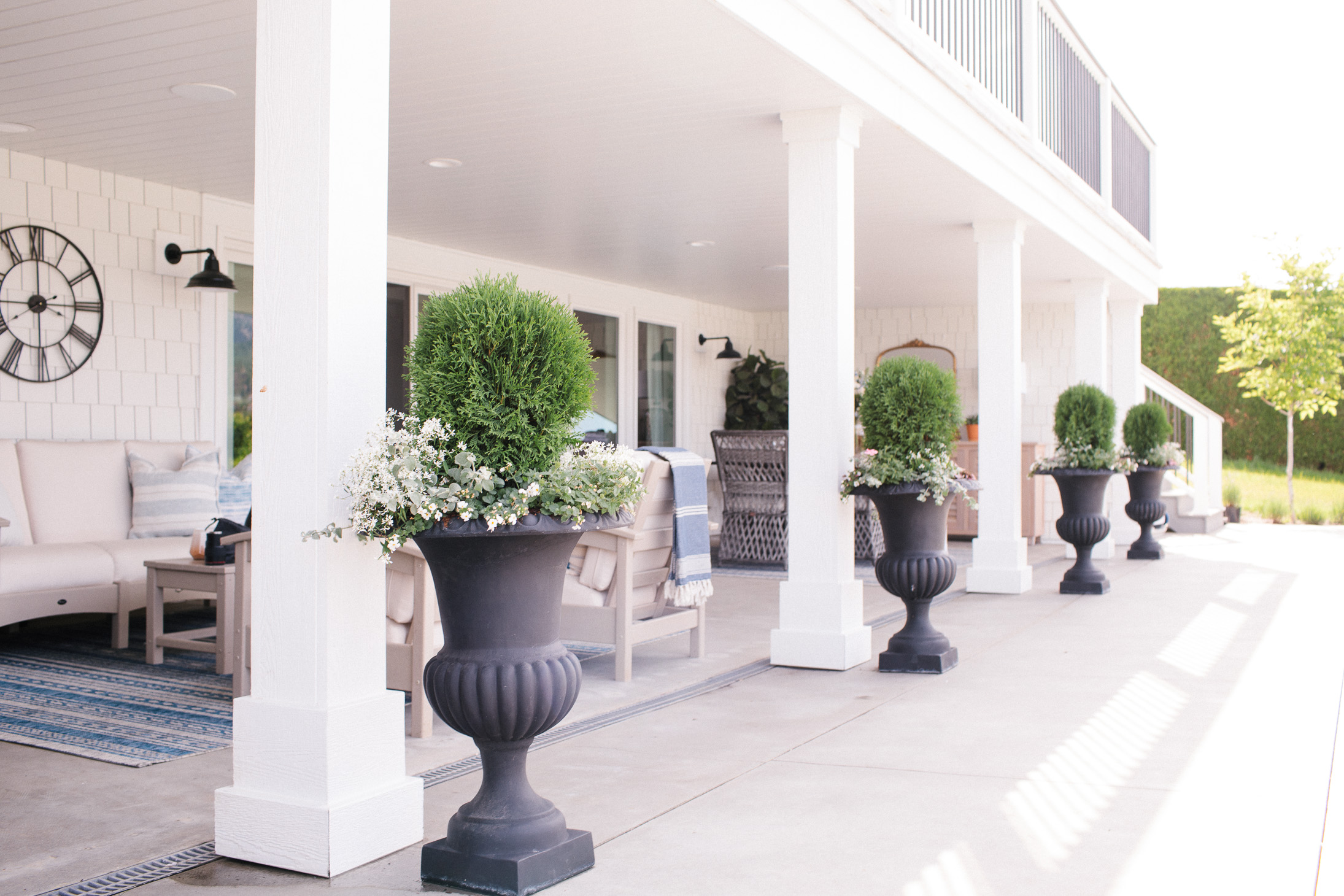 Jillian Harris 5 Tips for Planting Your Planters