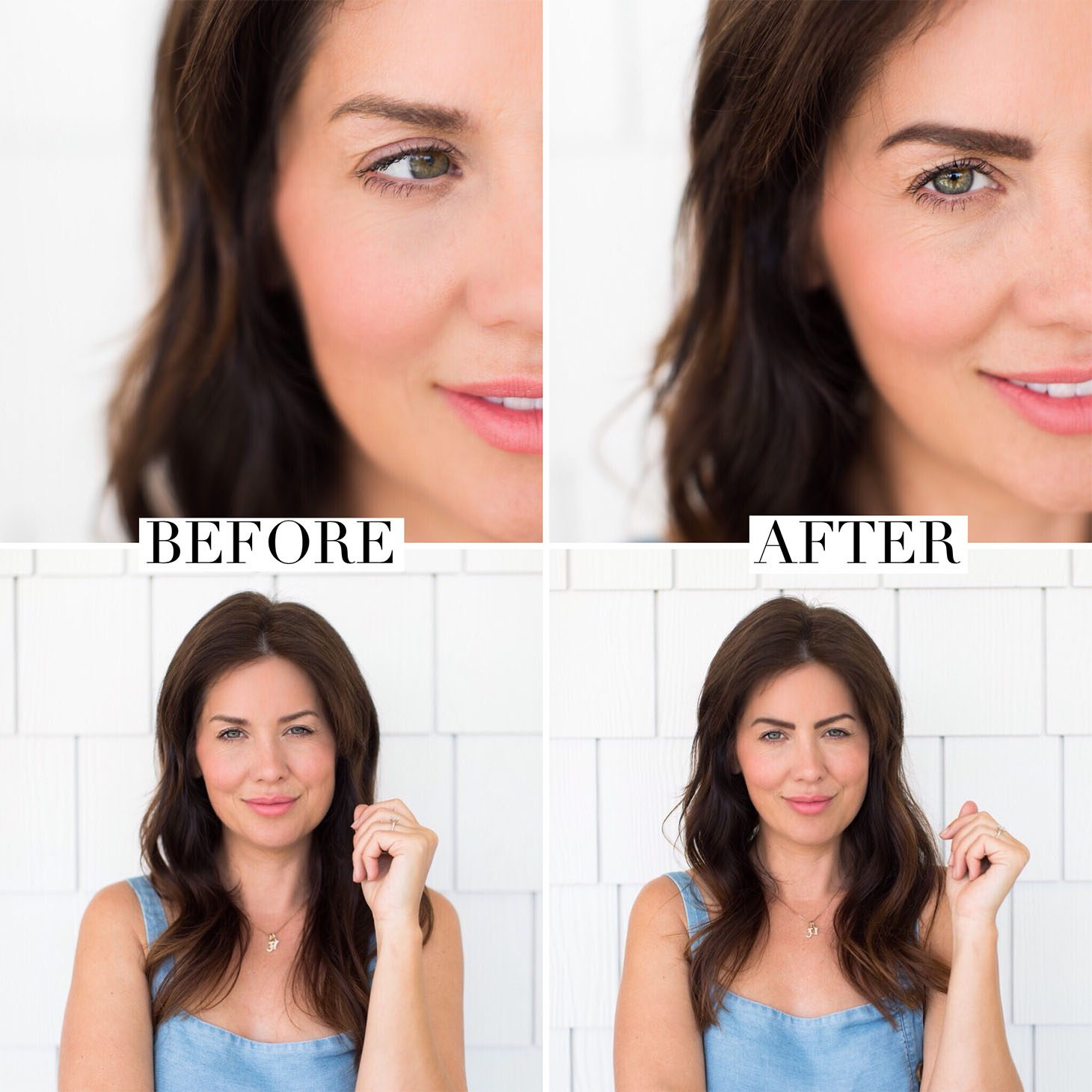 Jillian Harris Eyebrow Update