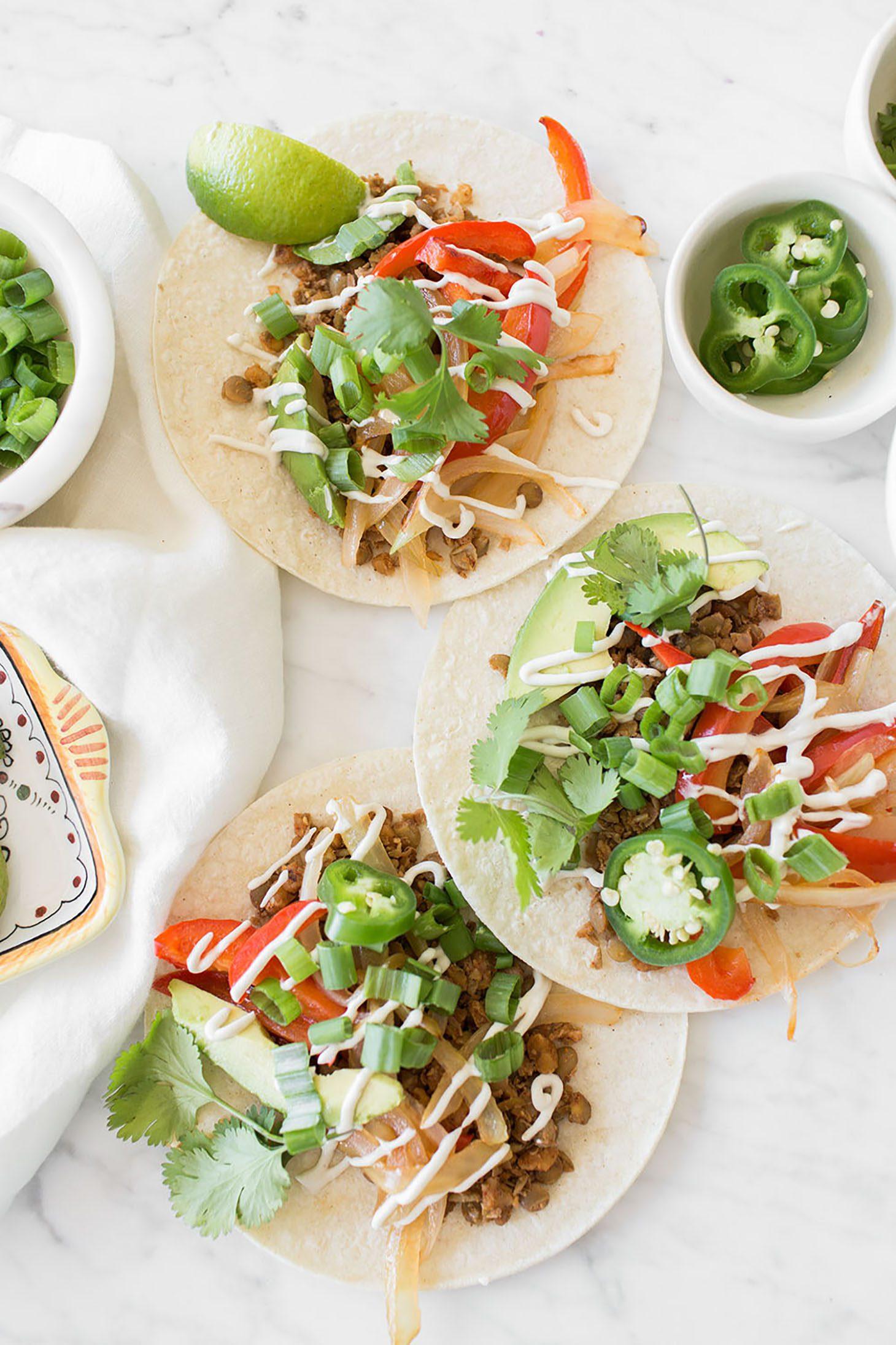 Jillian Harris Cinco De Mayo Vegan Style