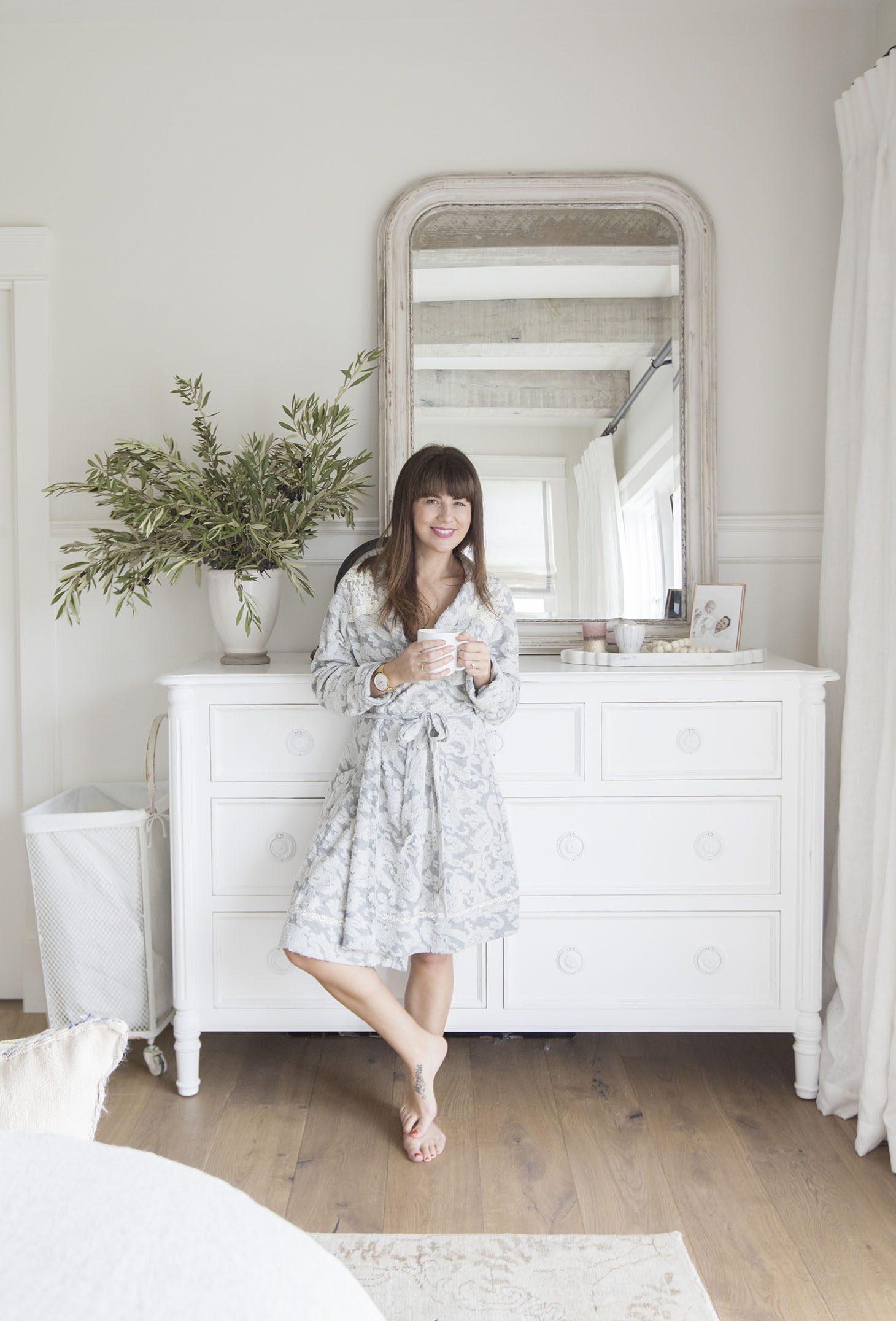 Jillian Harris Home Tour Series Master Bedroom