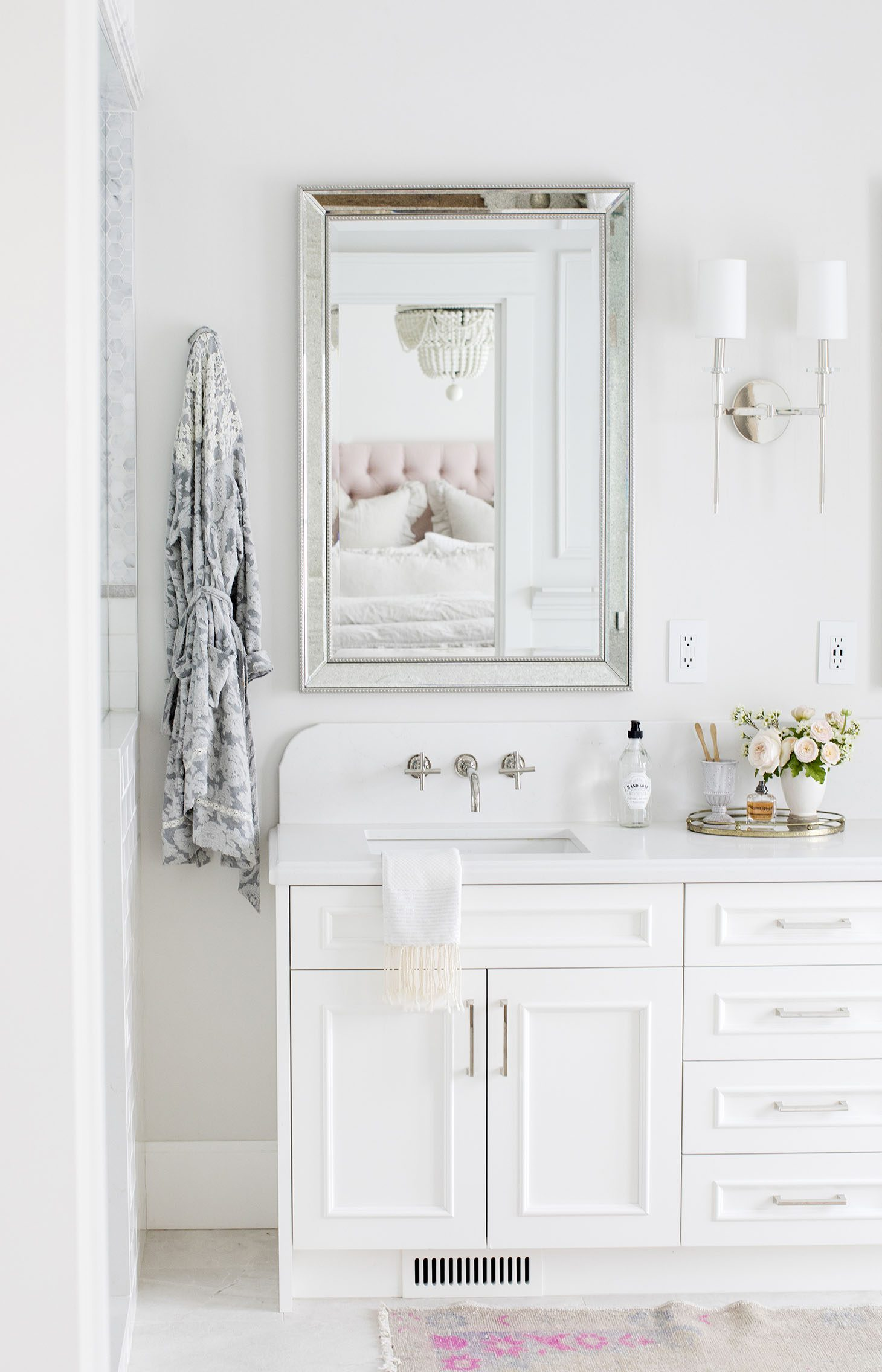 Jillian Harris Home Tour Series Master Ensuite