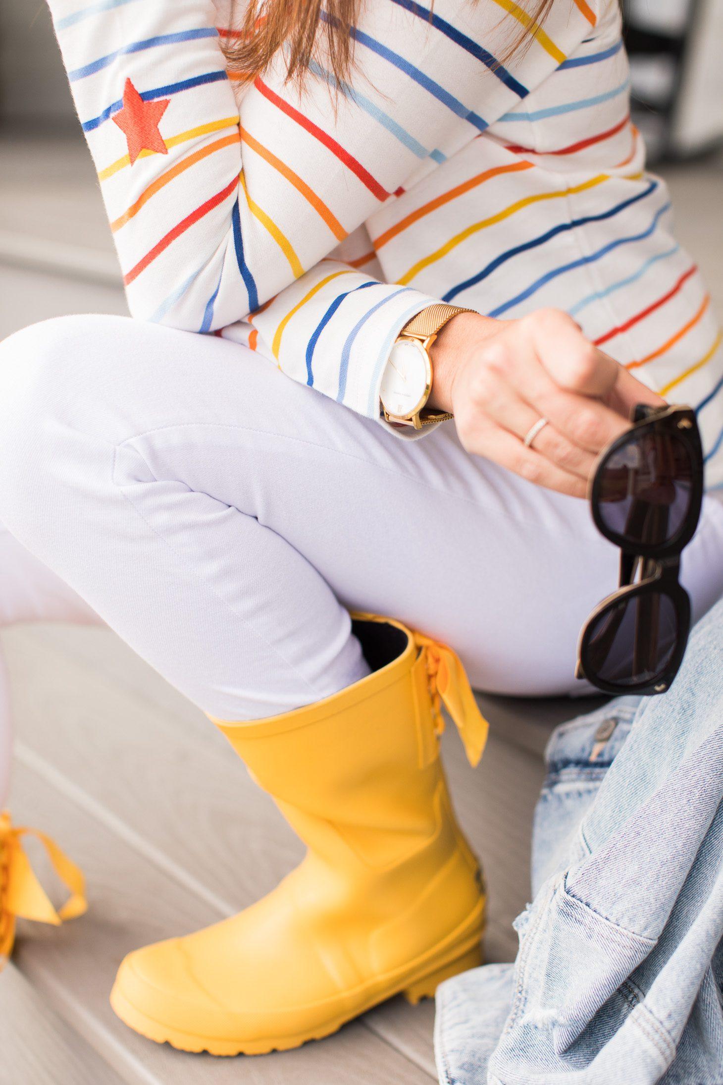 Jillian Harris Spring Style Casually Cute Modcloth Outfit
