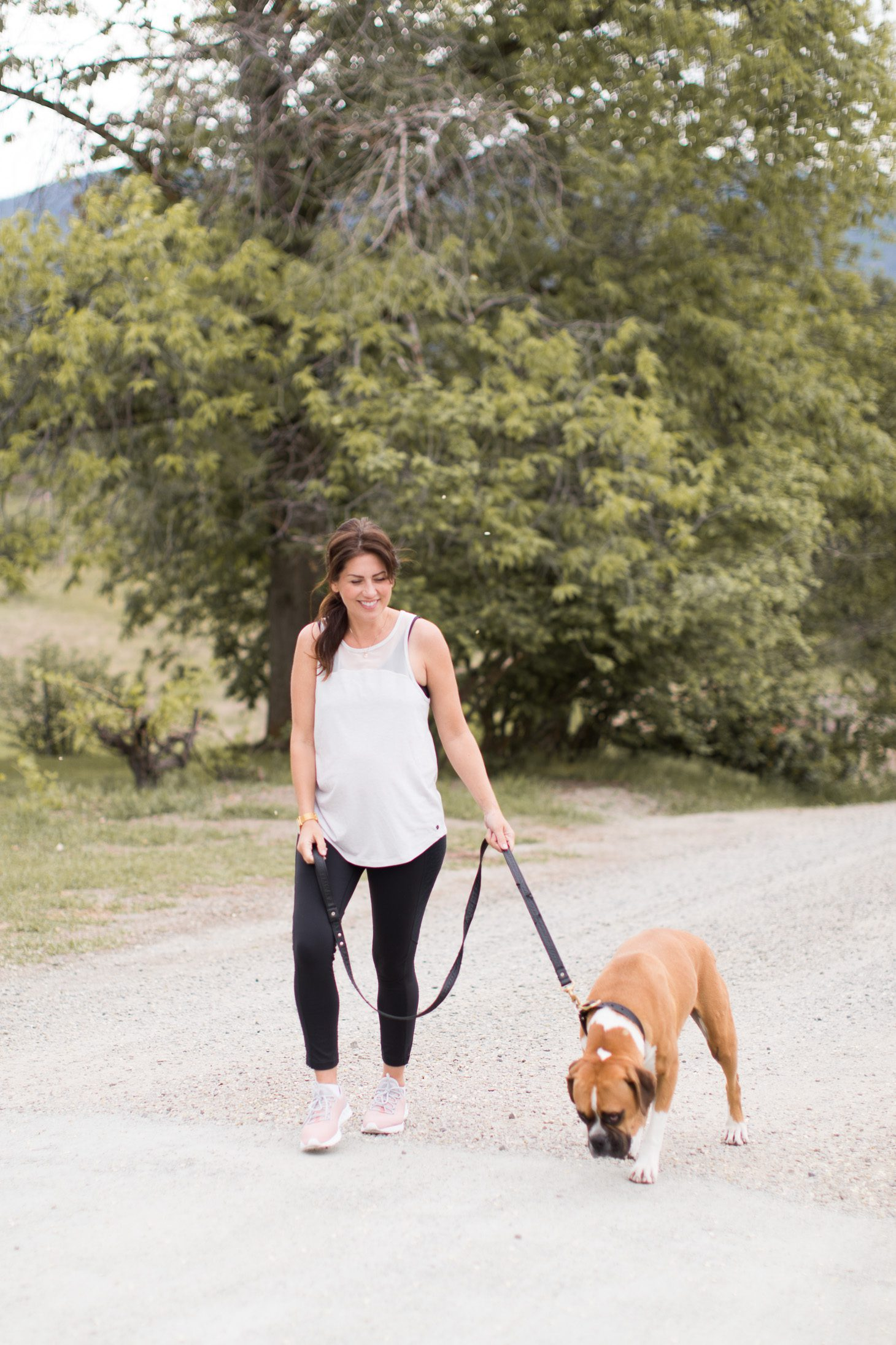 Jillian Harris Pregnancy and Fitness